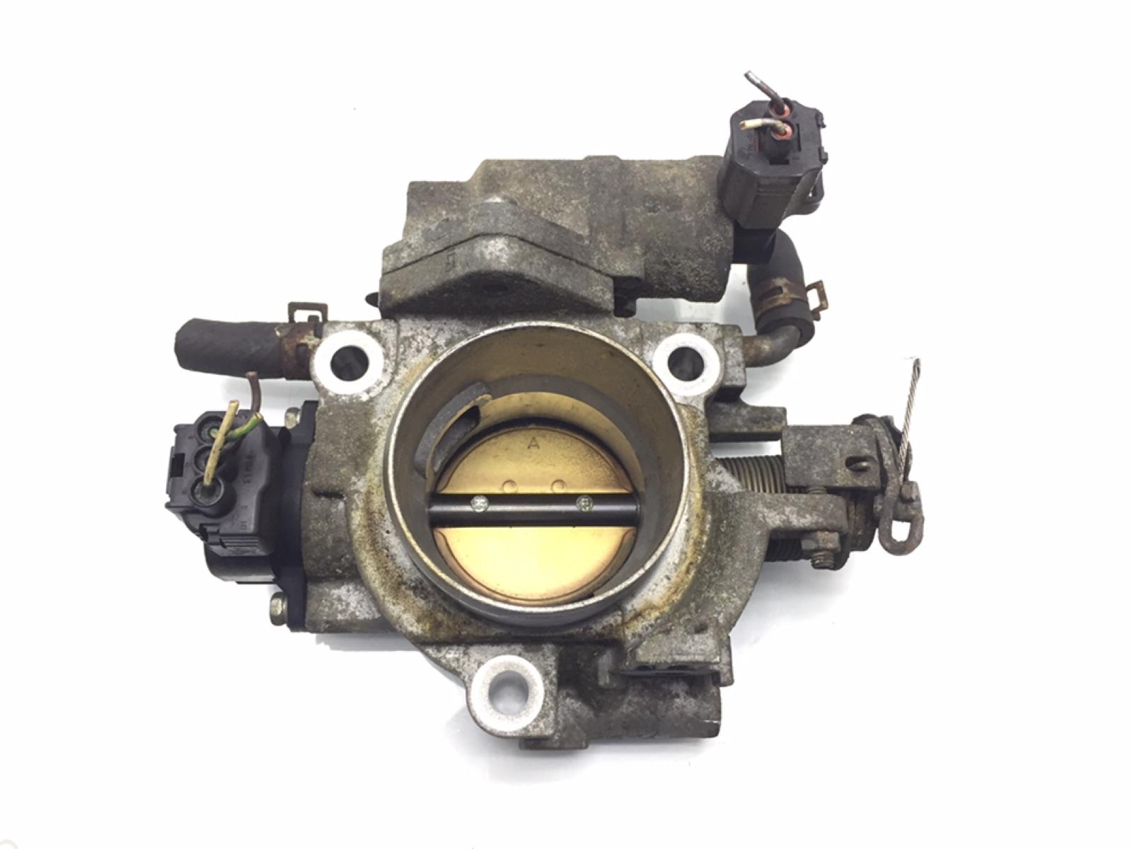Заслонка дроссельная Mazda 3 BK 1.6 I 2007 (б/у)