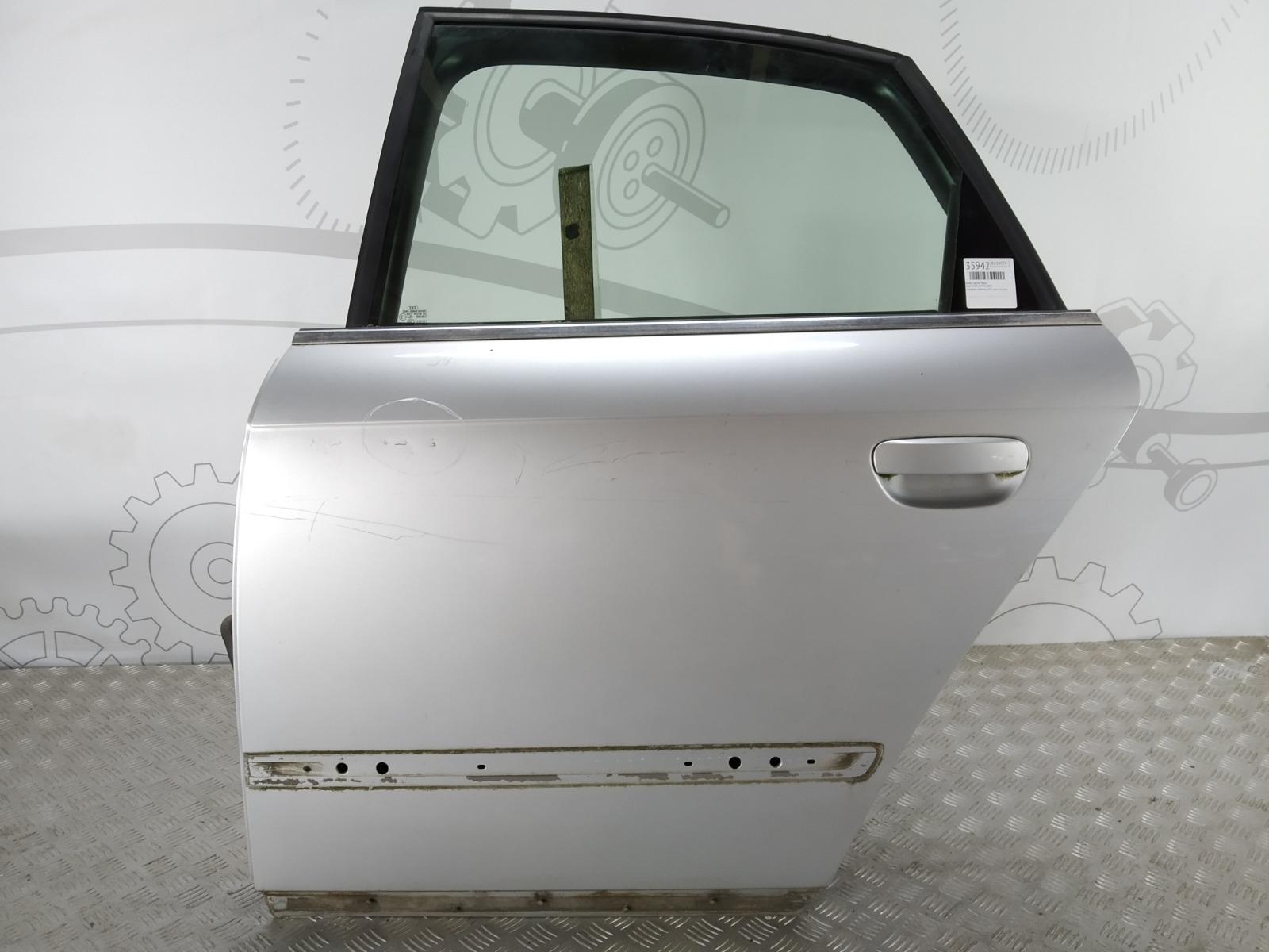 Дверь задняя левая Audi A4 B7 2.0 TFSI 2006 (б/у)