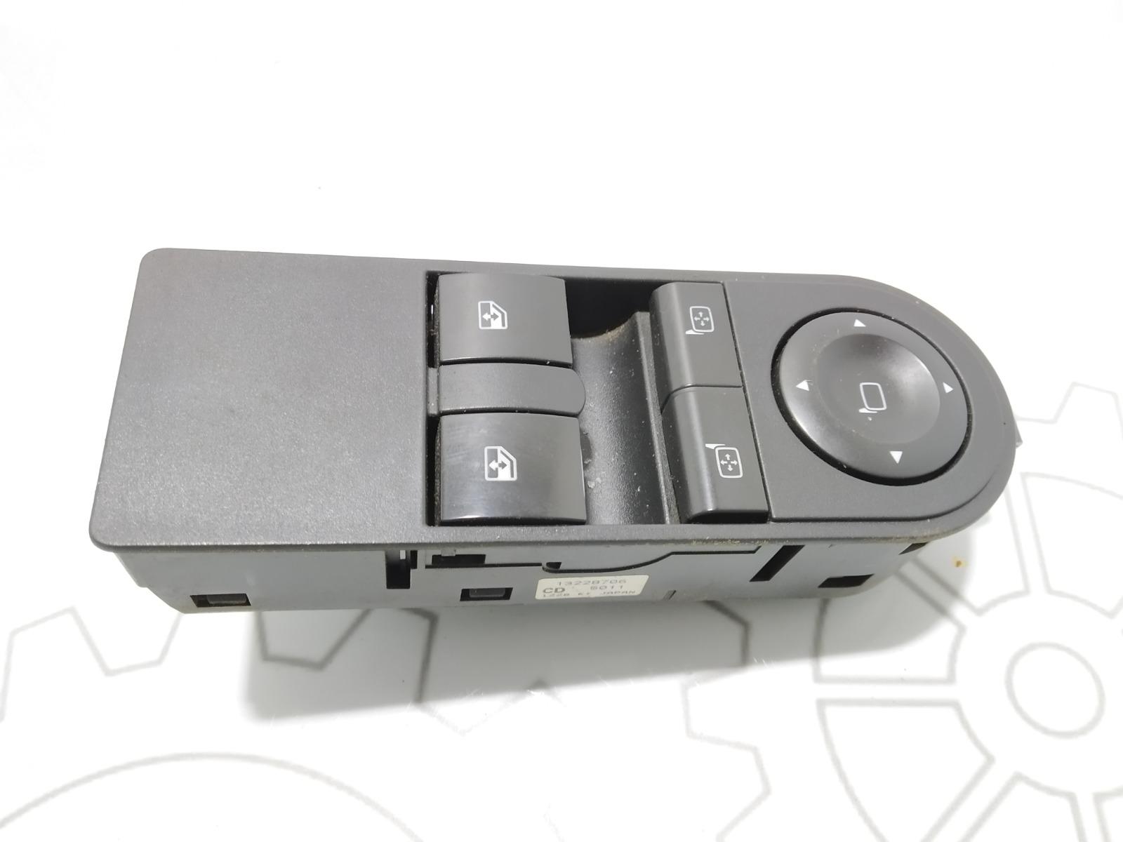 Кнопка стеклоподъемника Opel Astra H 1.6 I 2008 (б/у)