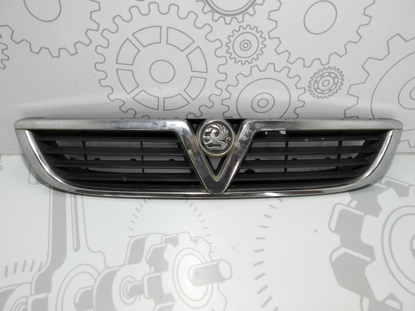 Решетка радиатора Opel Zafira A 1.6 I 2003 (б/у)