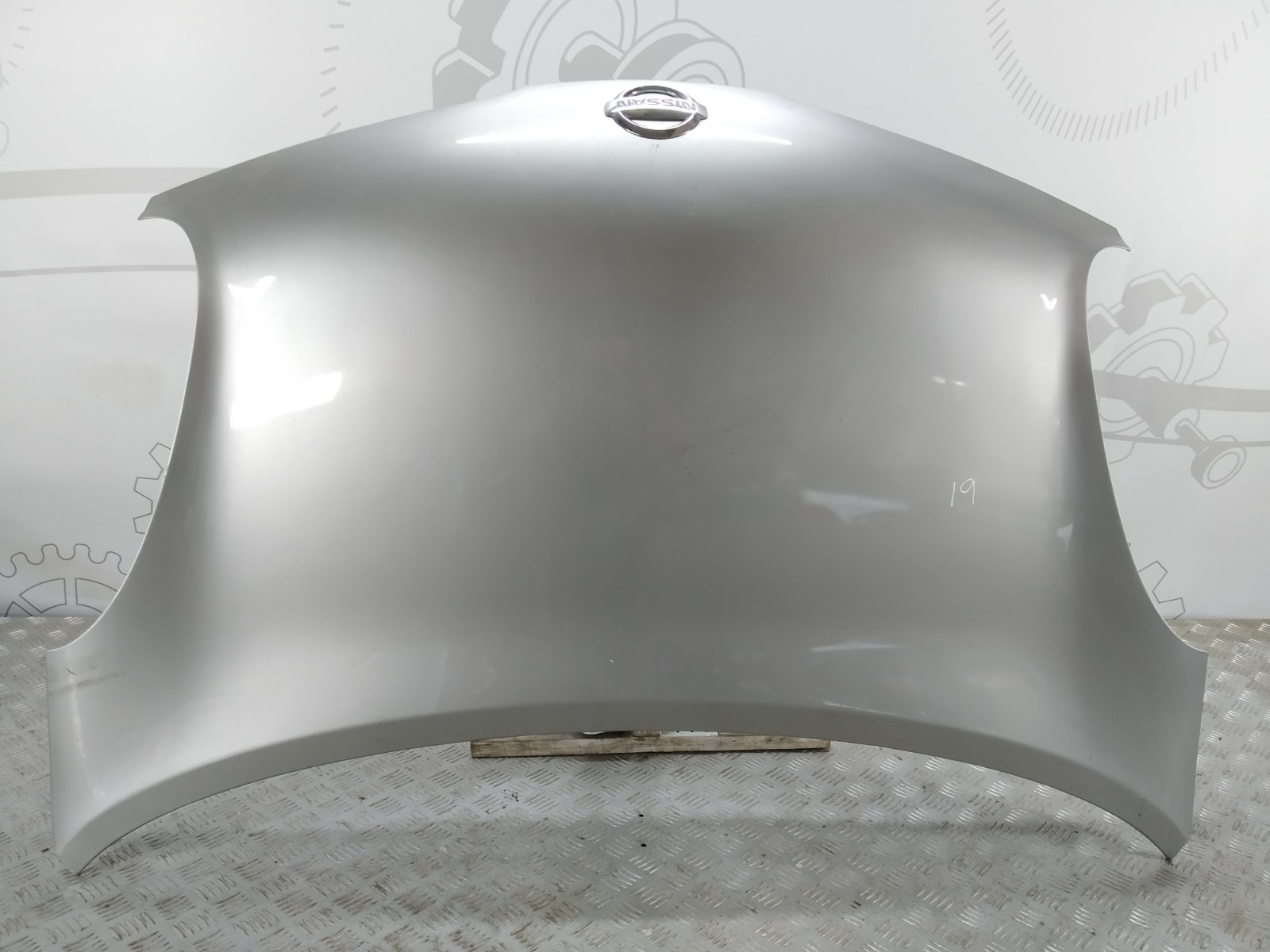 Капот Nissan Micra K12 1.2 I 2005 (б/у)