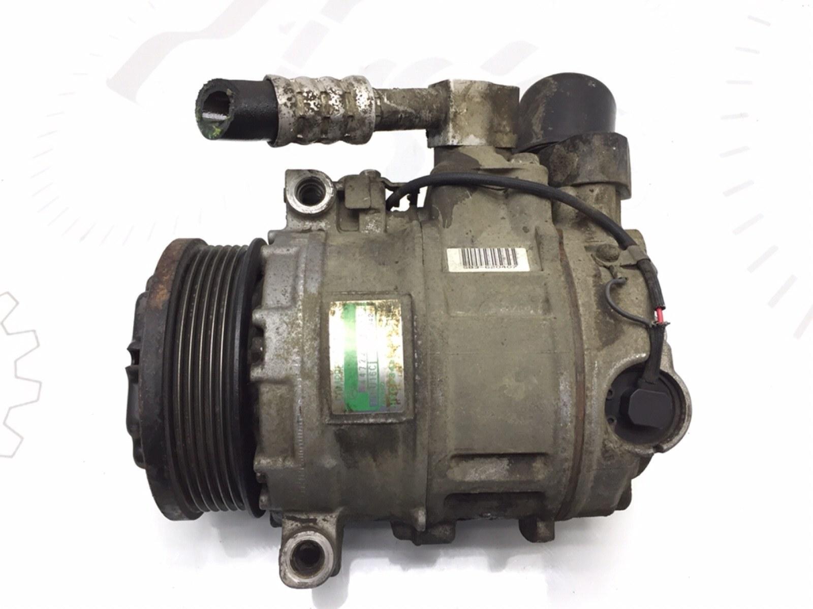 Компрессор кондиционера Mercedes Cl W215 5.0 I 2000 (б/у)