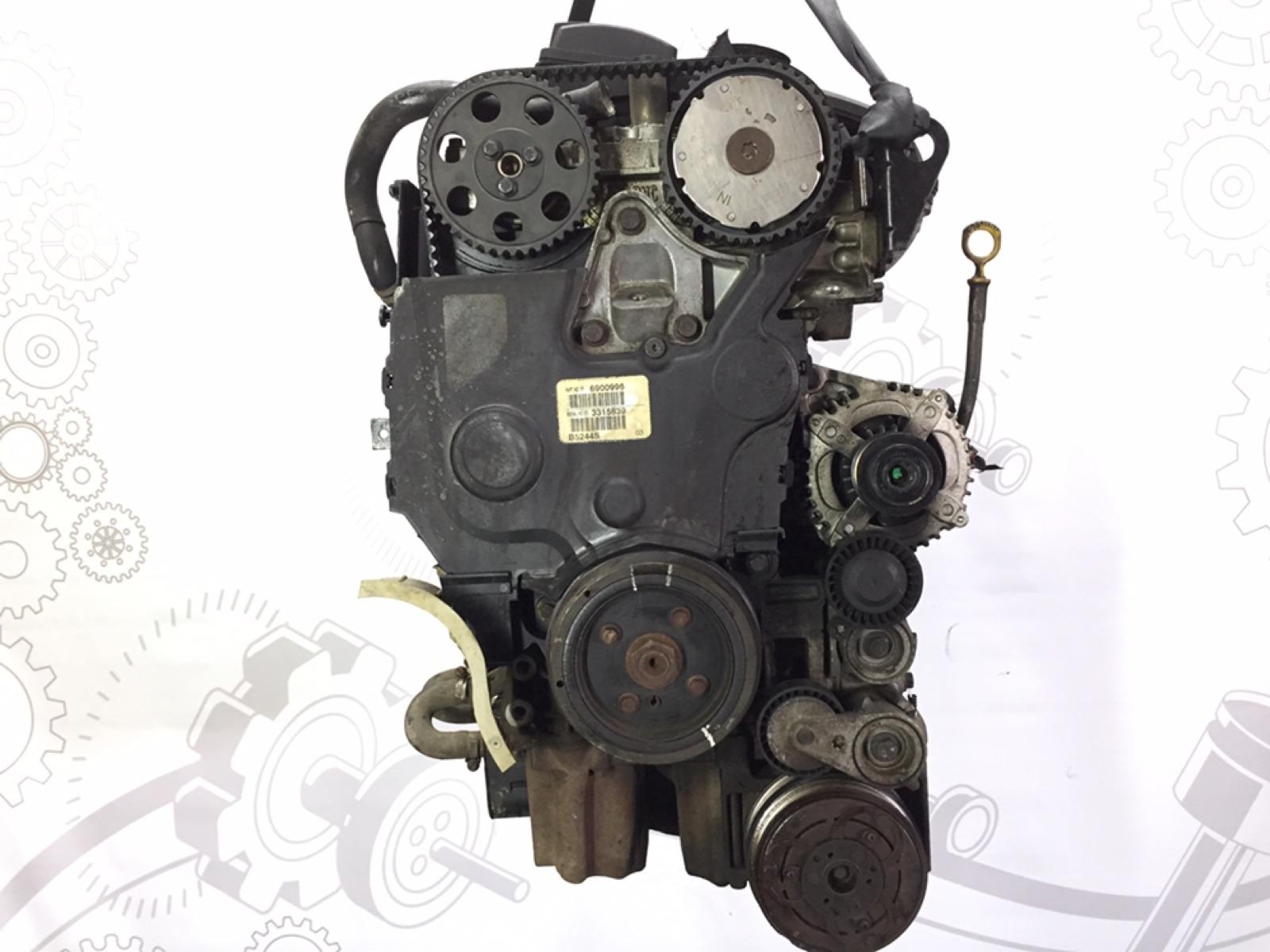 Двигатель бензиновый Volvo S40 2.4 I 2003 (б/у)
