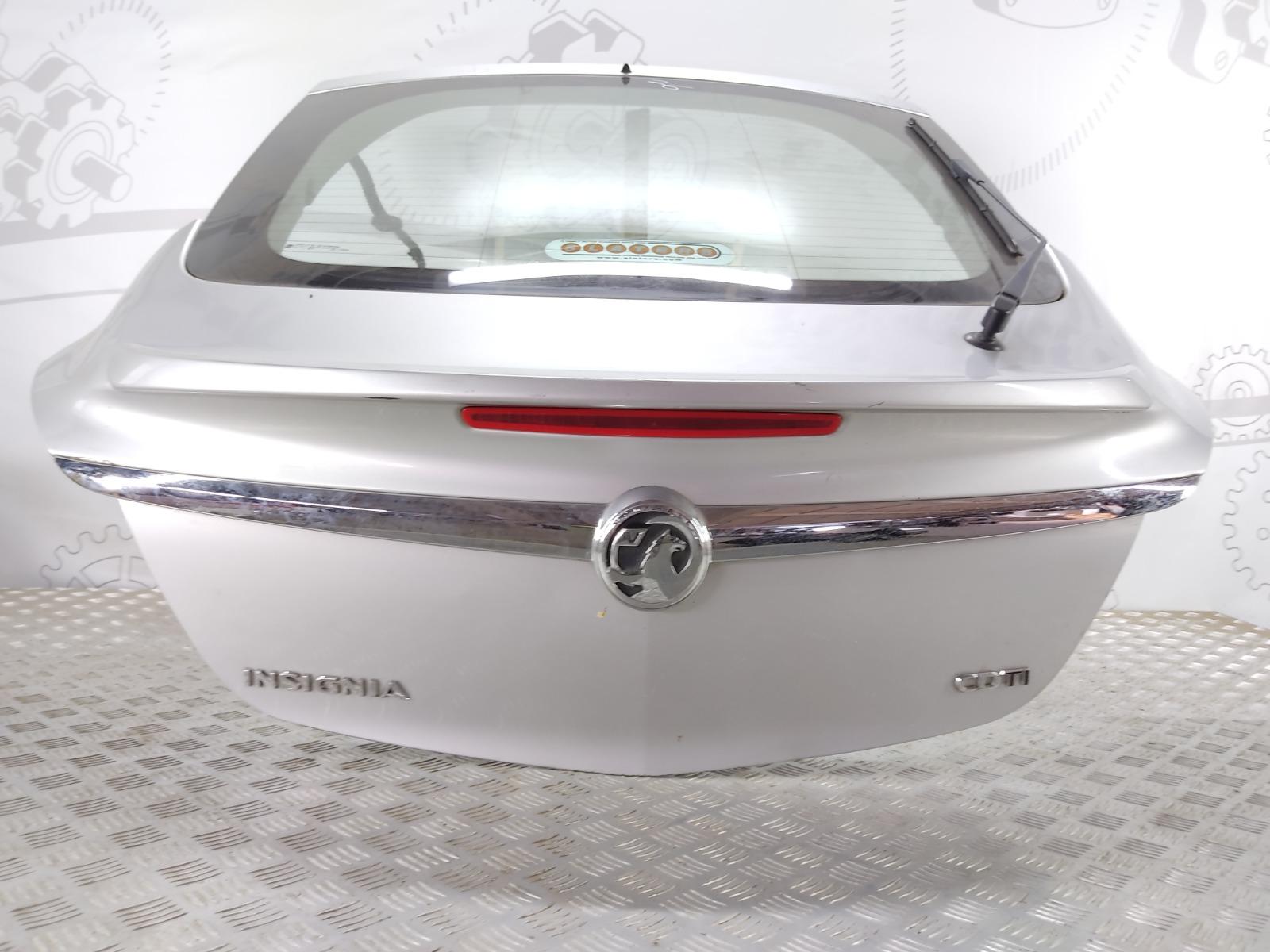 Крышка багажника (дверь 3-5) Opel Insignia 2.0 CDTI 2011 (б/у)