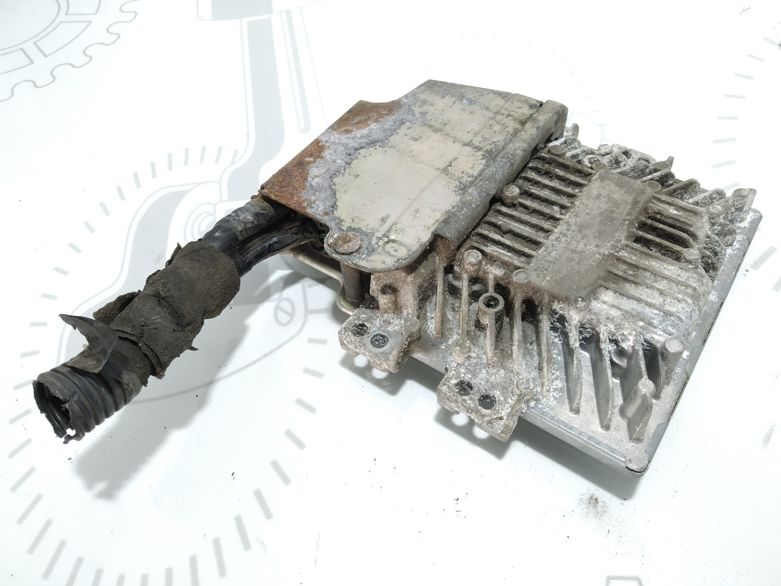 Блок управления двигателем Ford Galaxy 1.8 TDCI 2007 (б/у)