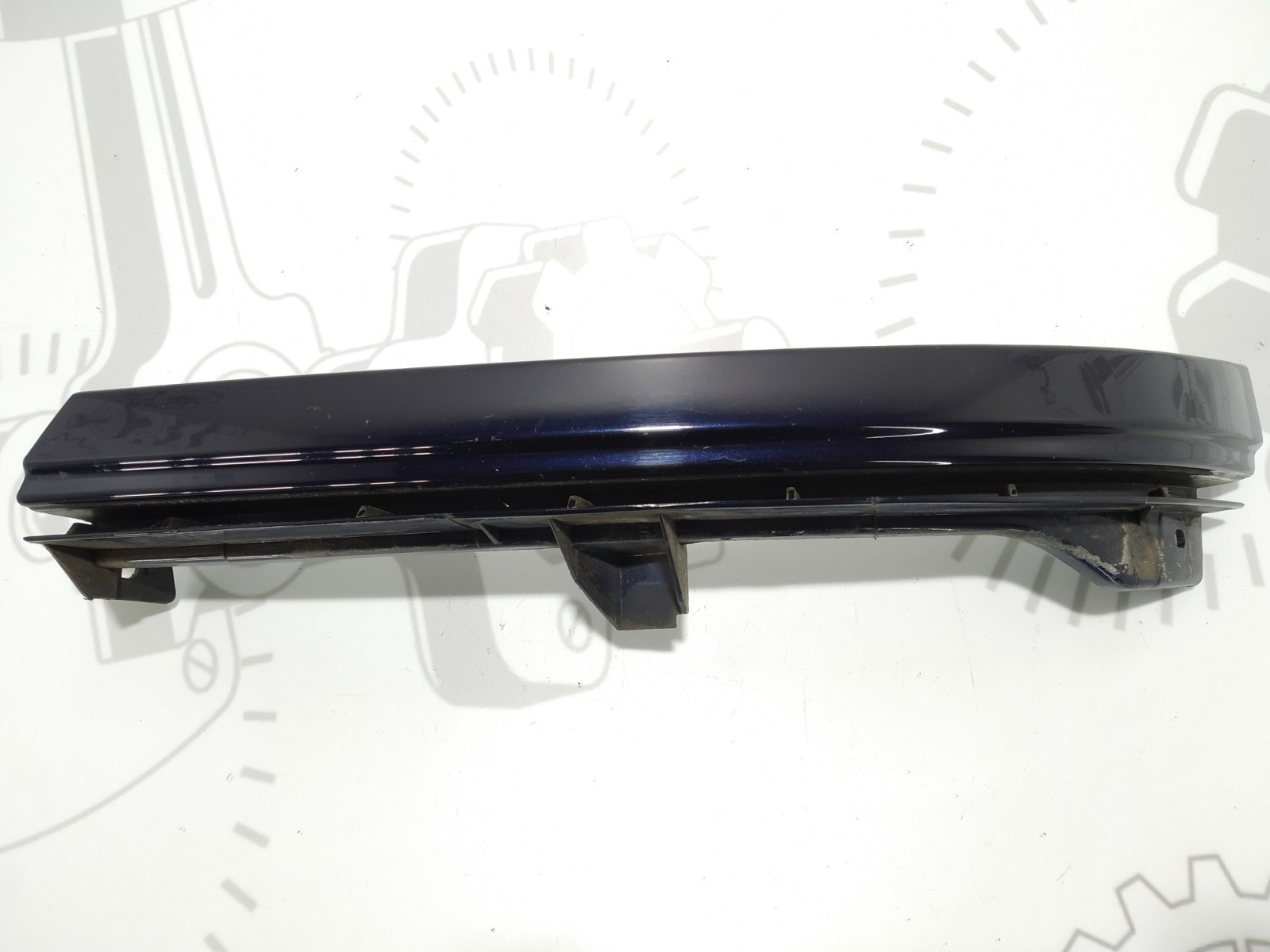 Накладка (ресничка) левой фары Opel Zafira A 1.6 I 2003 (б/у)