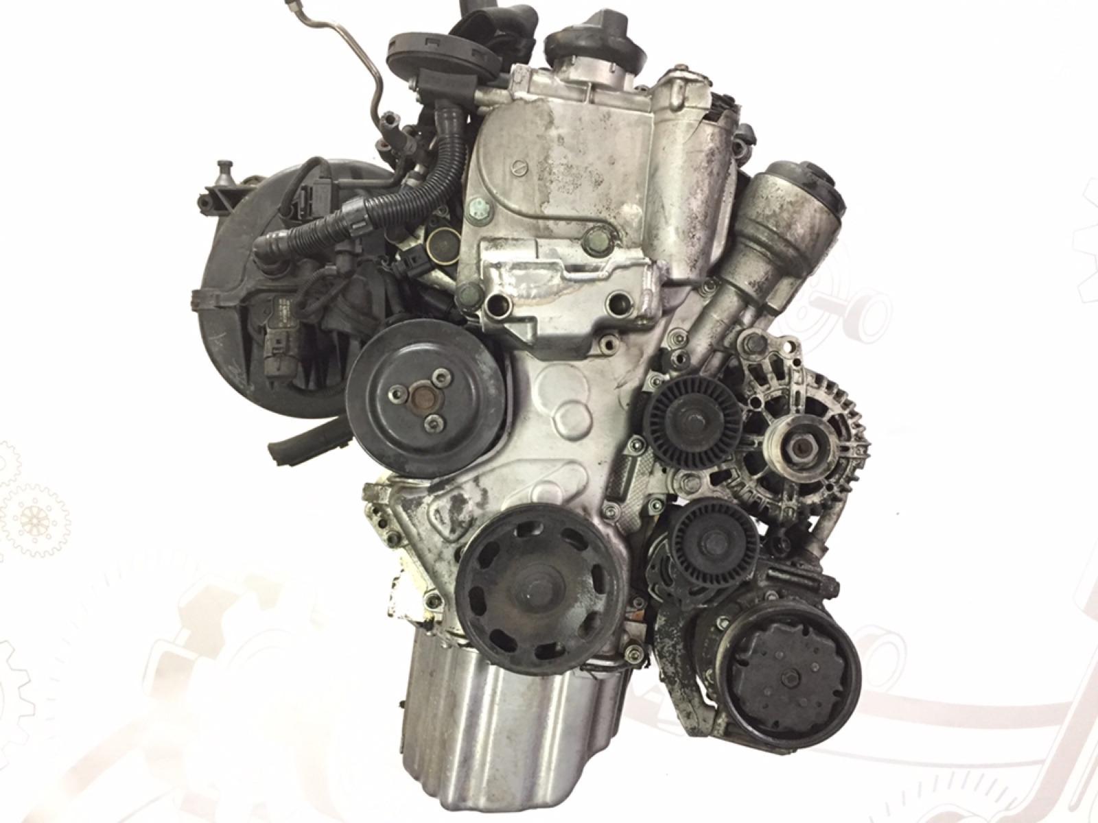 Двигатель бензиновый Volkswagen Touran 1.6 FSI 2003 (б/у)