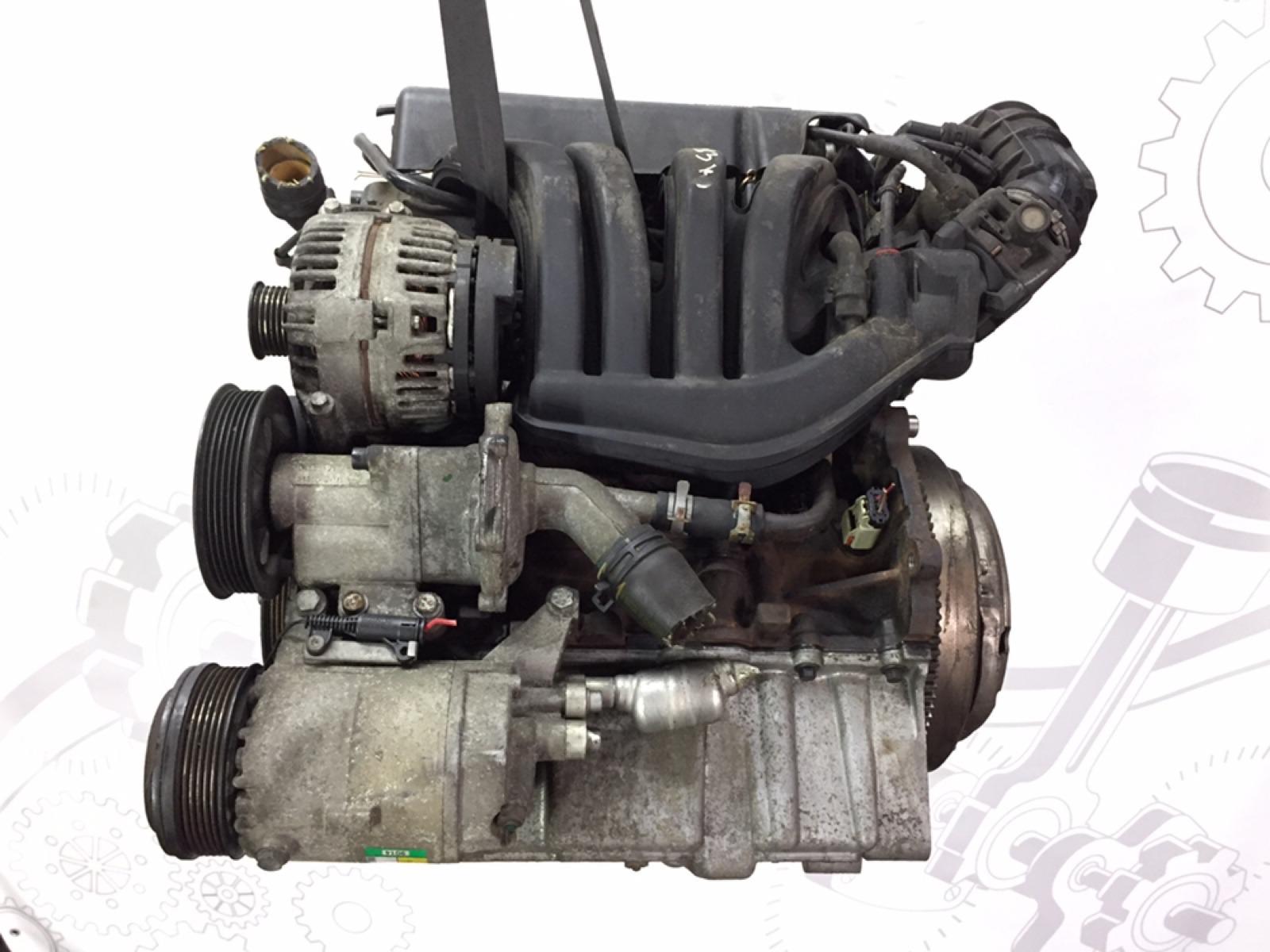 Двигатель бензиновый Mini Cooper R50 1.6 I 2005 (б/у)