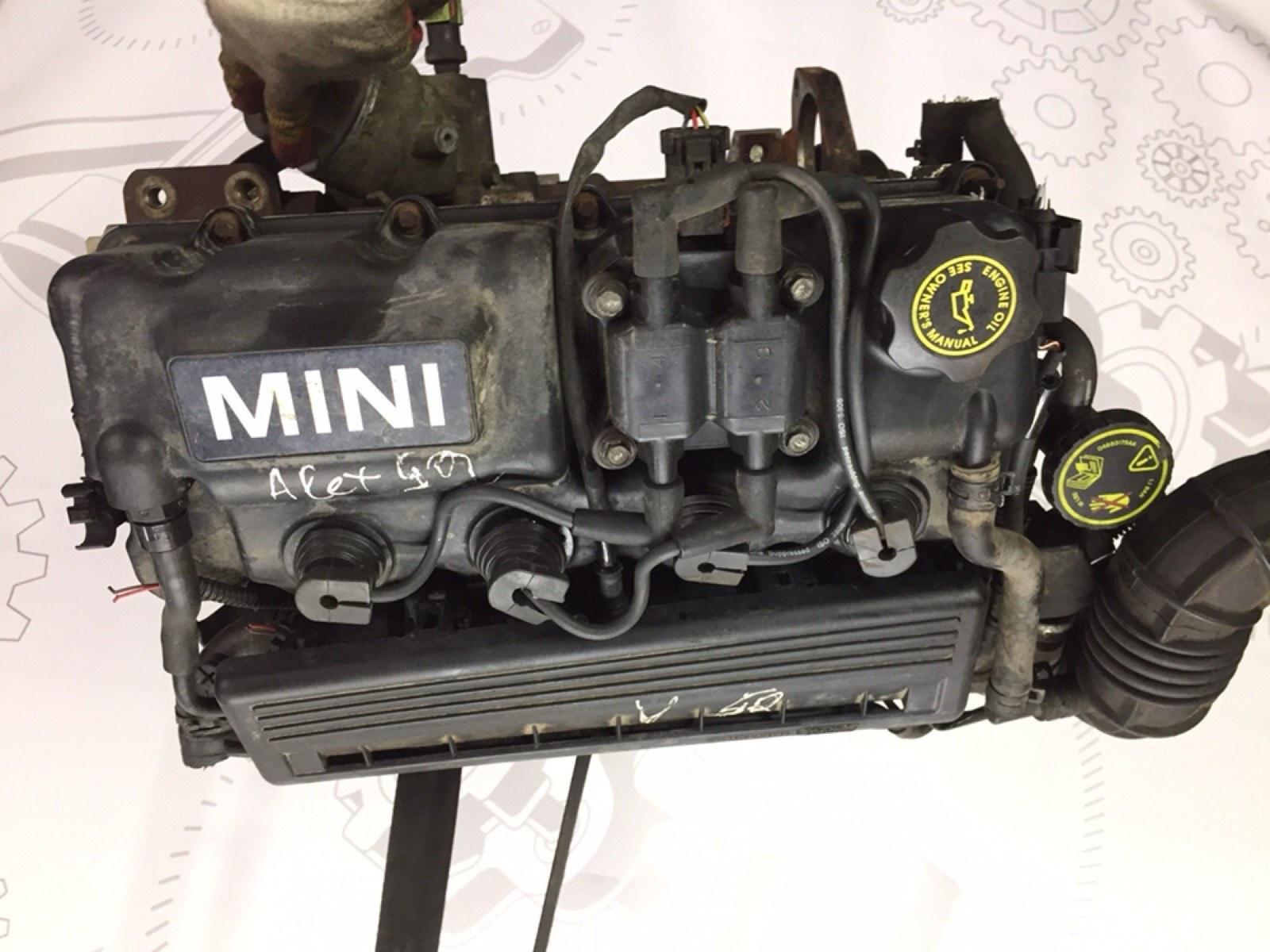 Двигатель Mini Cooper R50 1.6 I 2005 (б/у)