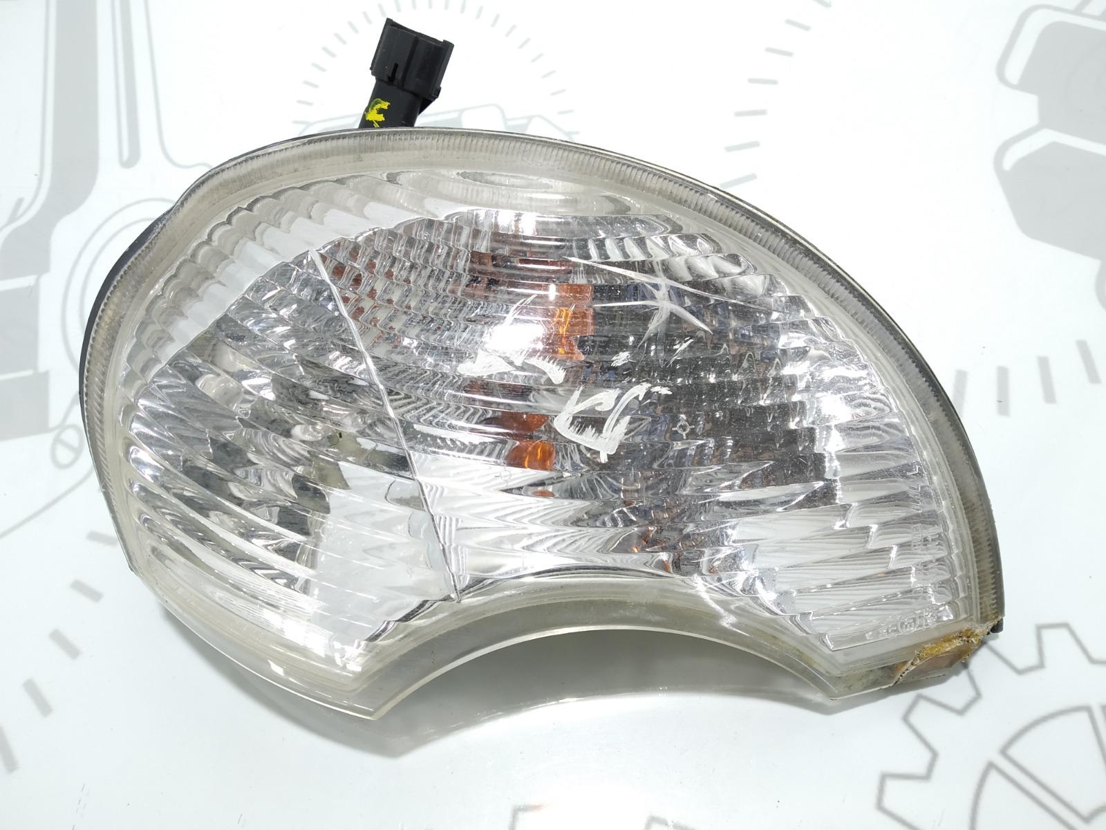 Поворотник левый Hyundai Terracan 2.9 CRTD 2003 (б/у)