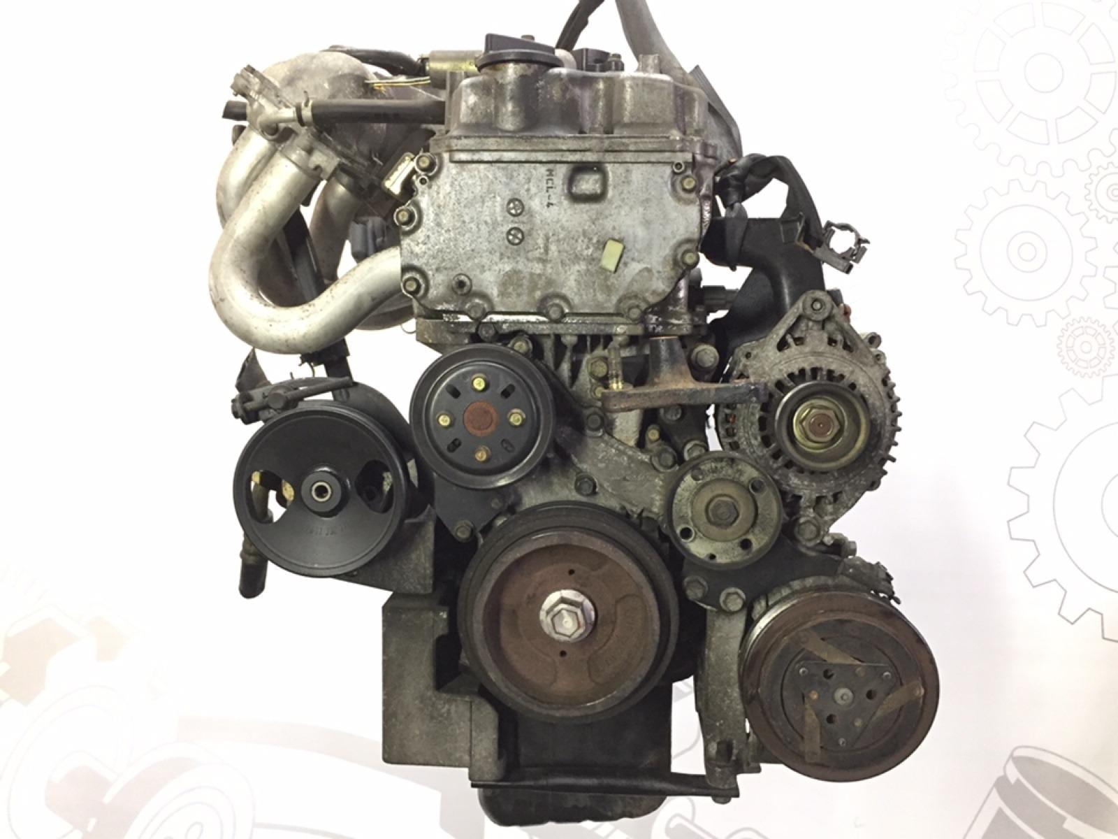 Двигатель бензиновый Nissan Almera N16 1.8 I 2004 (б/у)