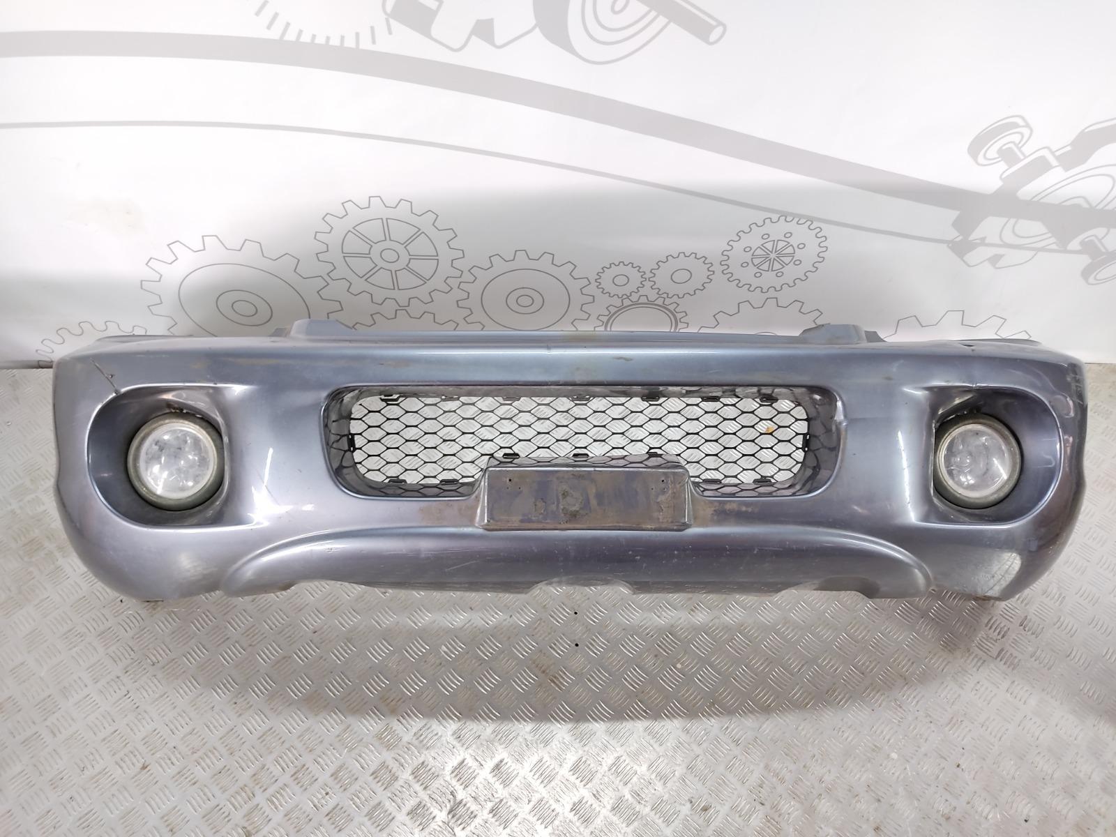 Бампер передний Hyundai Santa Fe 2.0 CRDI 2005 (б/у)