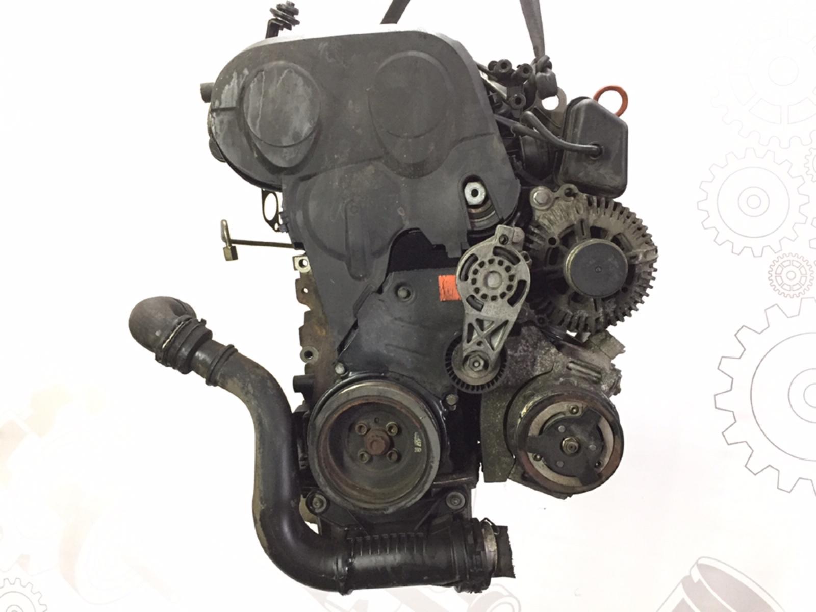 Двигатель дизельный Volkswagen Passat B6 2.0 TDI 2006 (б/у)