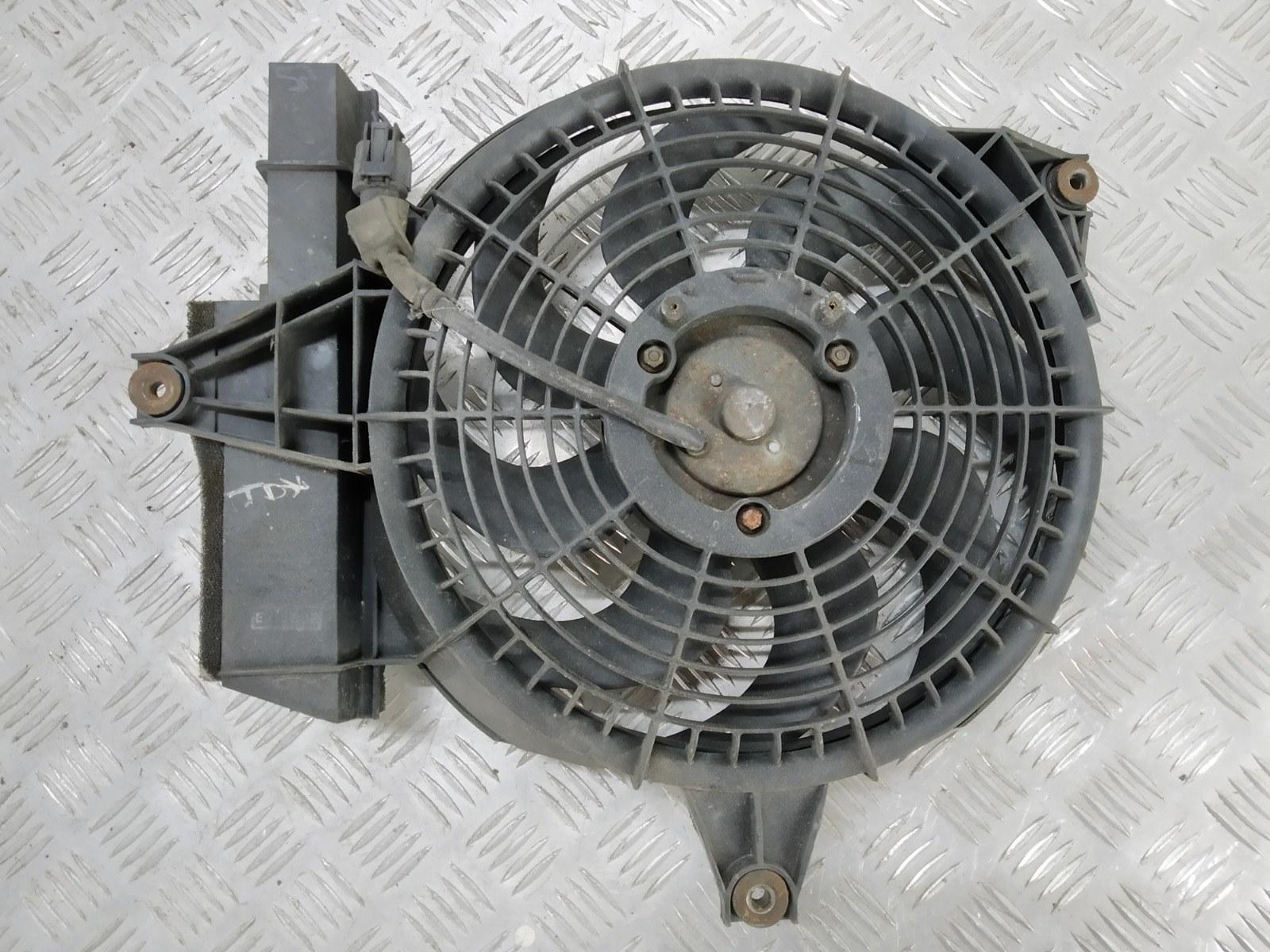 Вентилятор кондиционера Hyundai Santa Fe 2.0 CRDI 2005 (б/у)