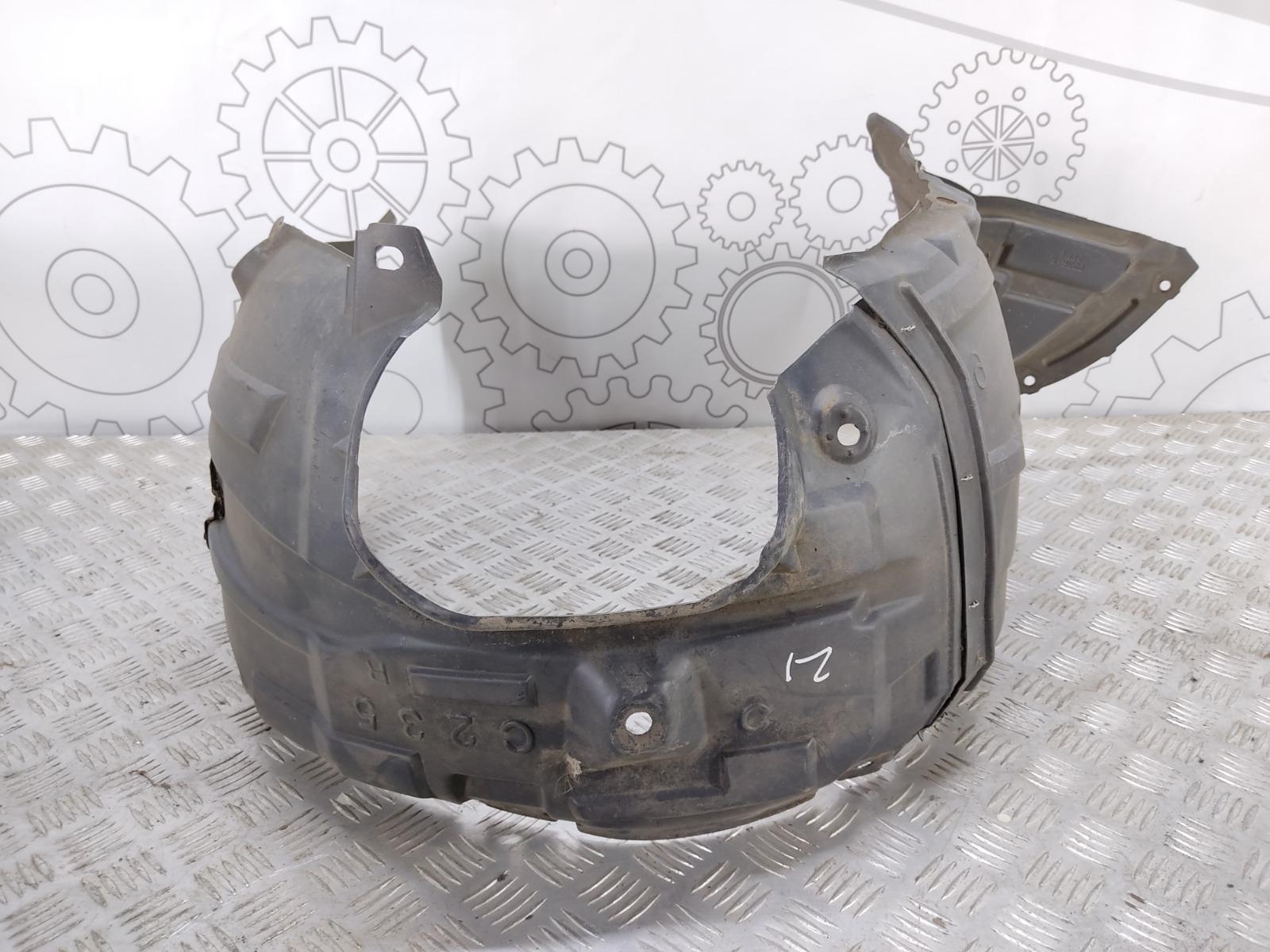 Защита арок передняя правая (подкрылок) Mazda 5 2.0 I 2008 (б/у)