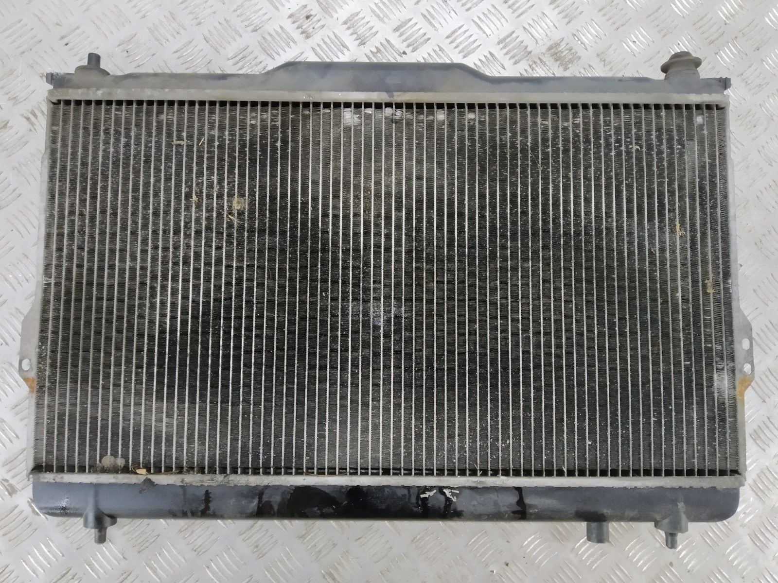 Радиатор (основной) Hyundai Santa Fe 2.0 CRDI 2005 (б/у)