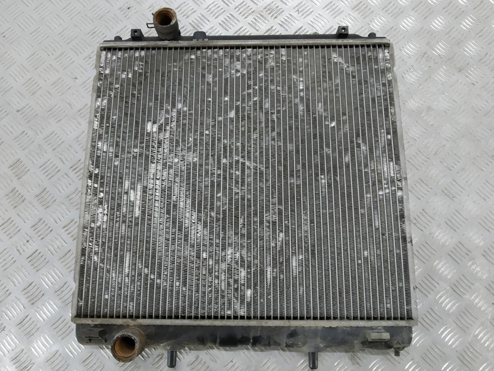 Радиатор (основной) Hyundai Terracan 2.9 CRTD 2003 (б/у)