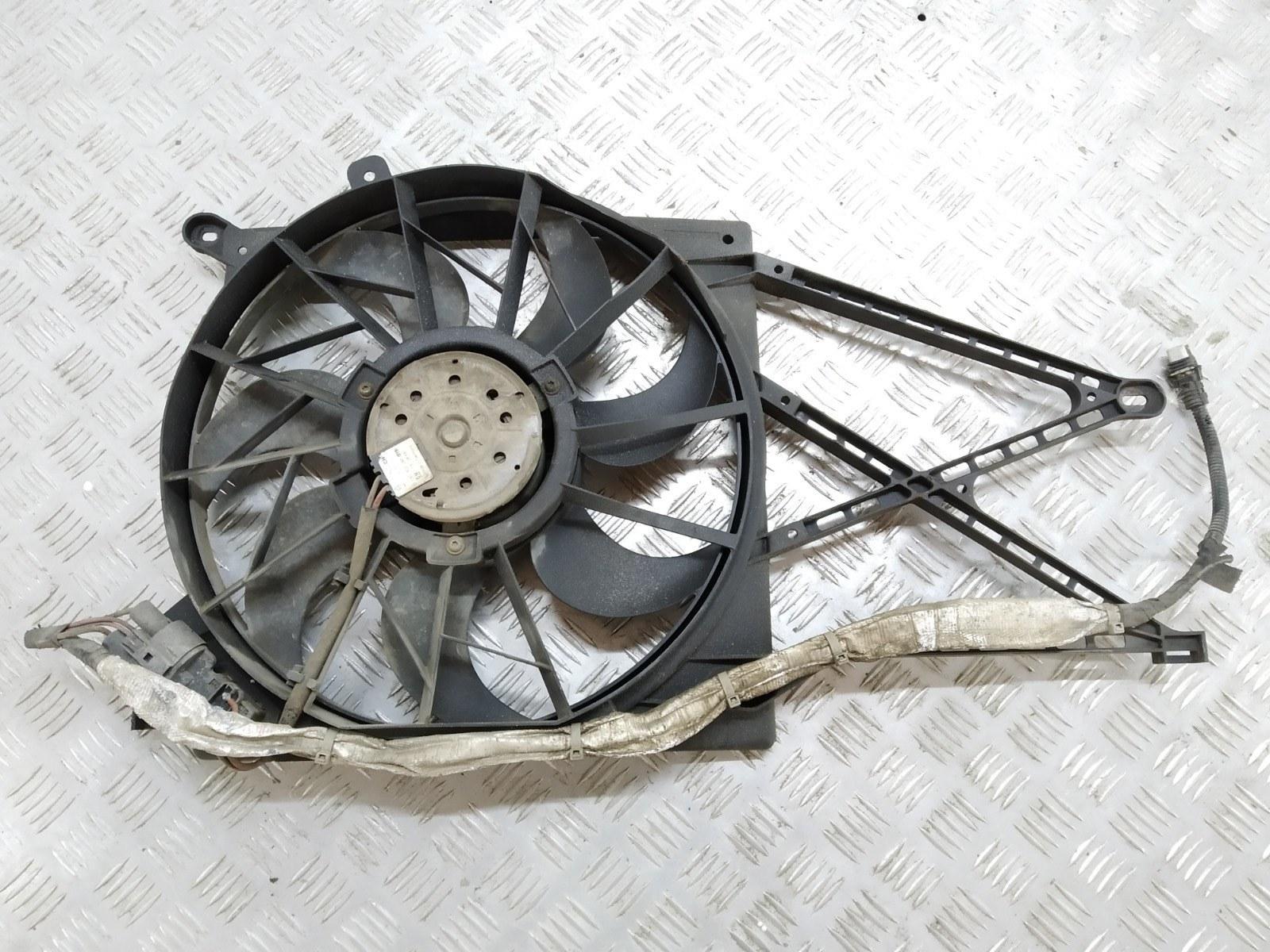 Вентилятор радиатора Opel Zafira A 1.6 I 2003 (б/у)