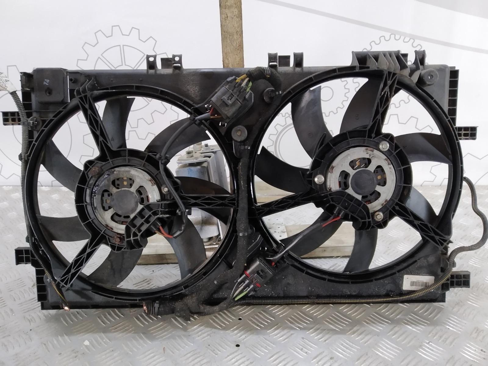 Вентилятор радиатора Opel Insignia 2.0 CDTI 2011 (б/у)