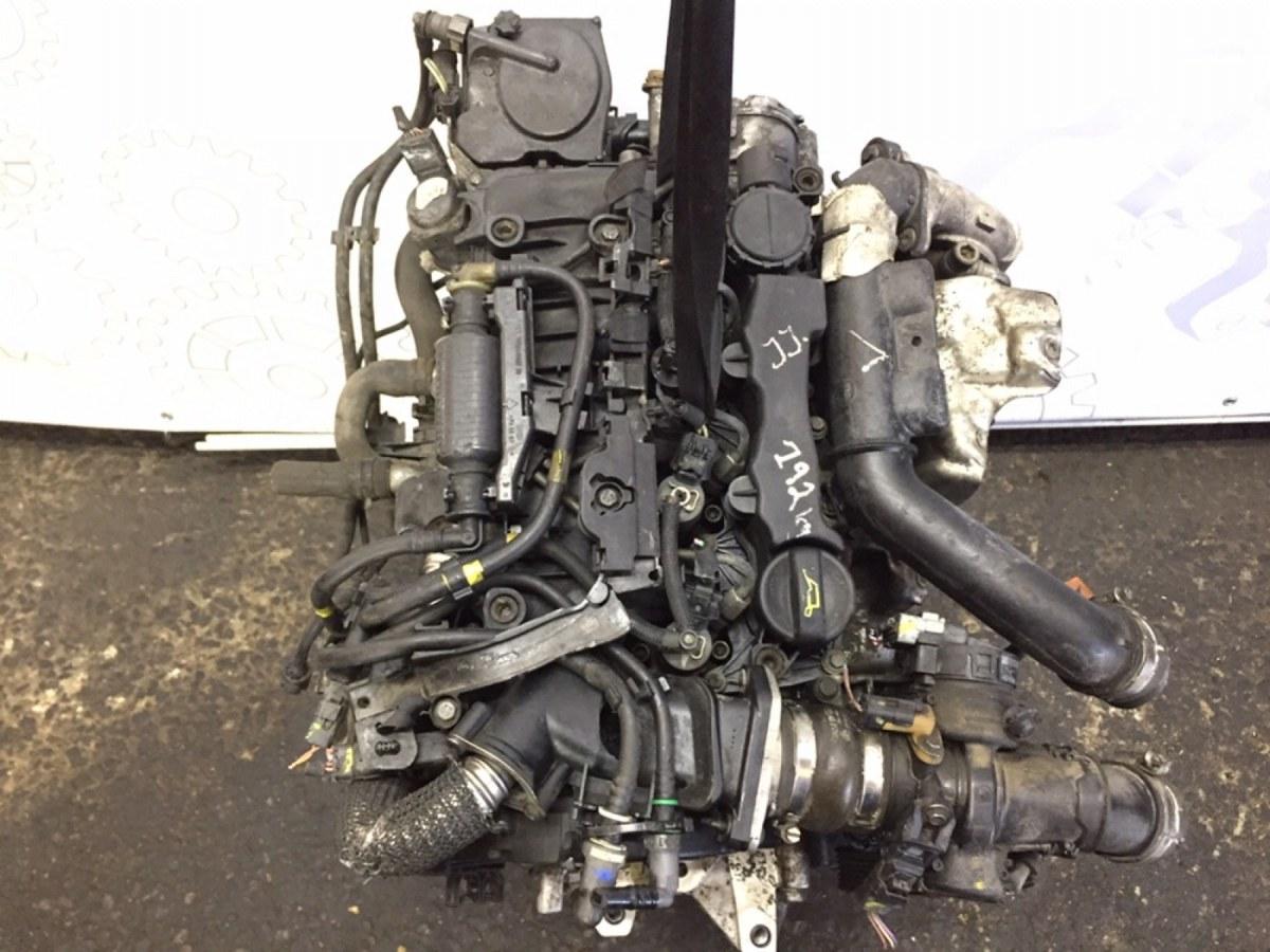 Двигатель дизельный Citroen Xsara Picasso 1.6 HDI 2007 (б/у)