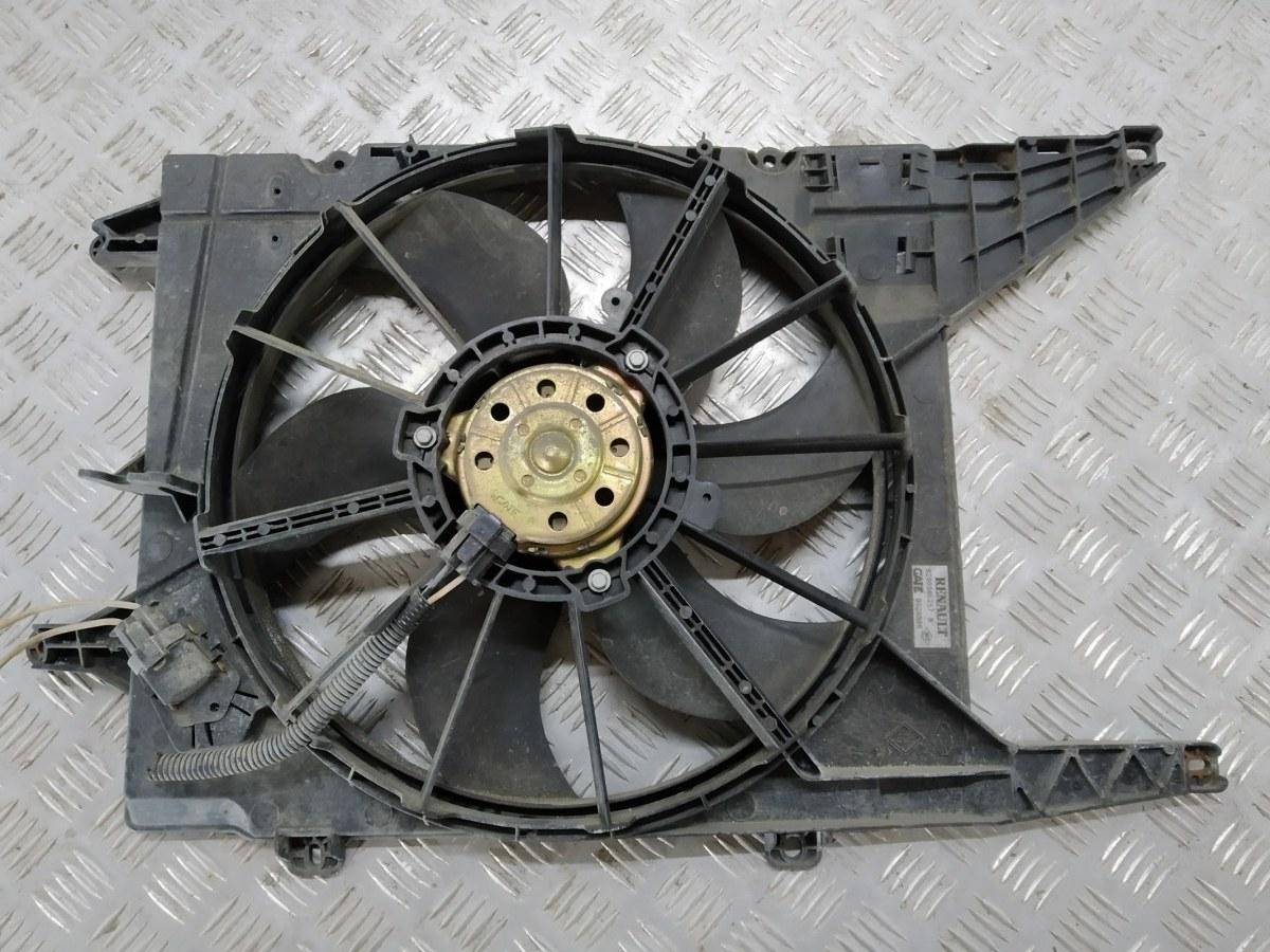 Вентилятор радиатора Renault Scenic 2.0 I 2001 (б/у)