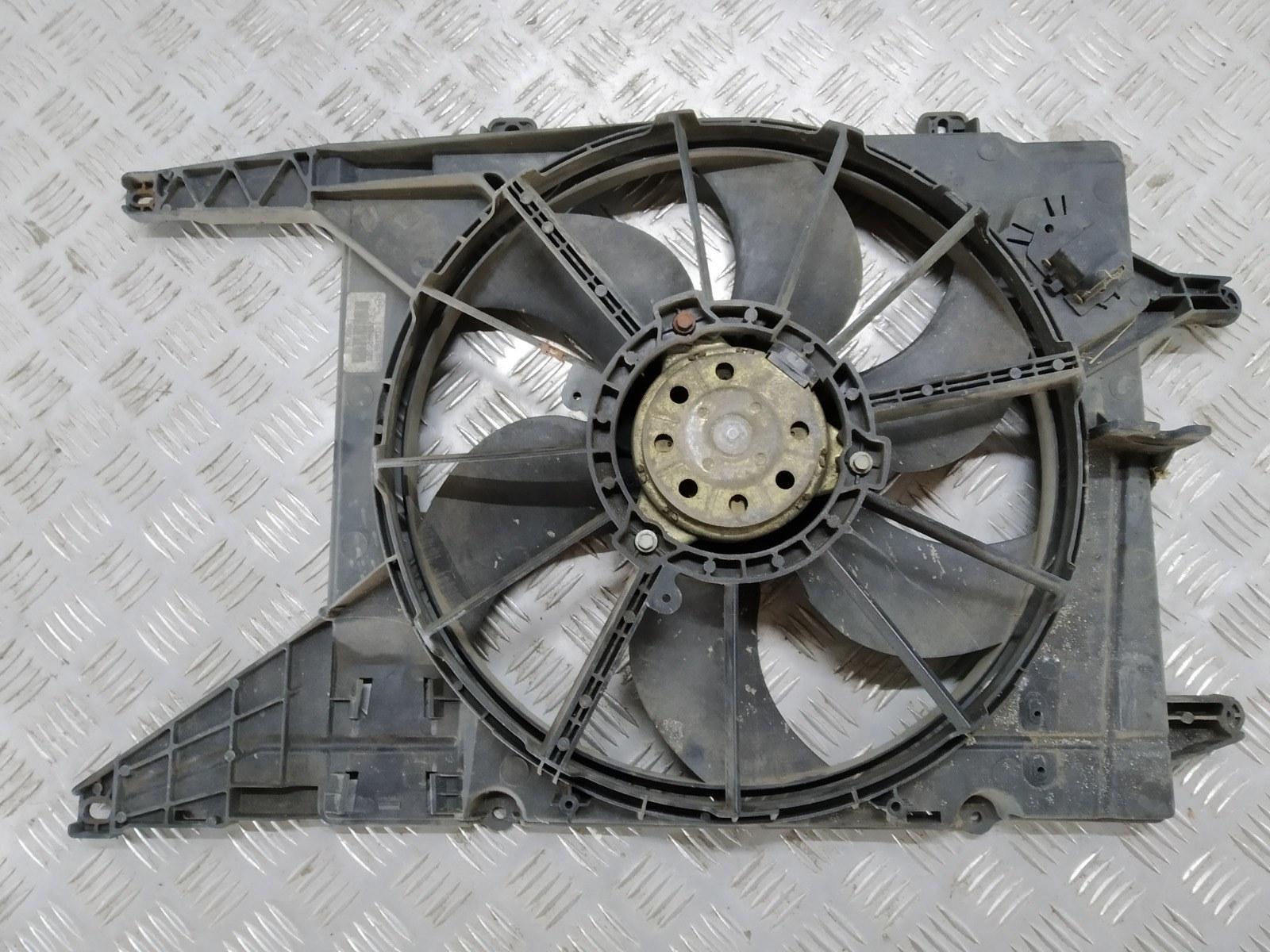 Вентилятор радиатора Renault Scenic 1.4 I 2002 (б/у)