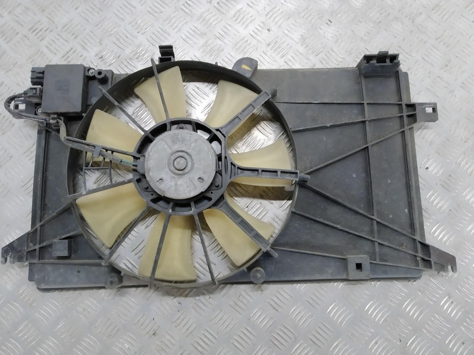 Вентилятор радиатора Mazda 5 2.0 I 2008 (б/у)