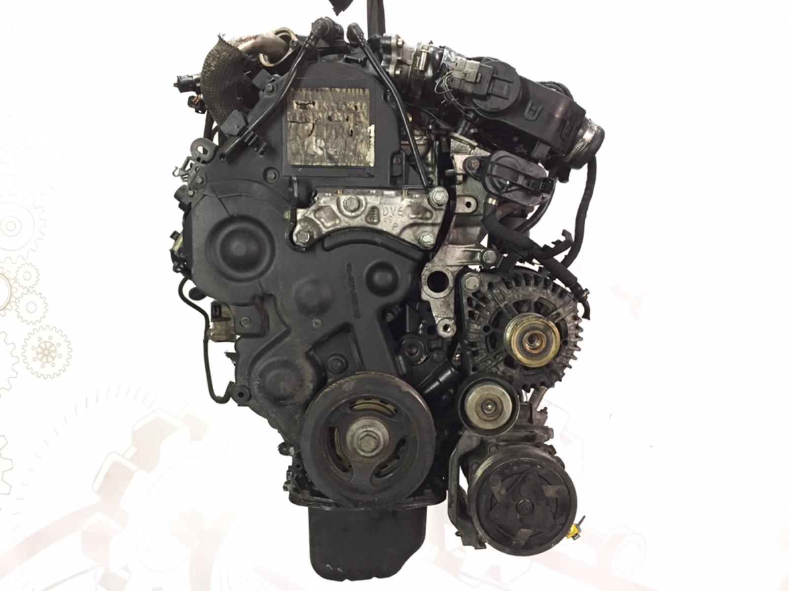 Двигатель дизельный Peugeot 207 1.6 HDI 2007 (б/у)