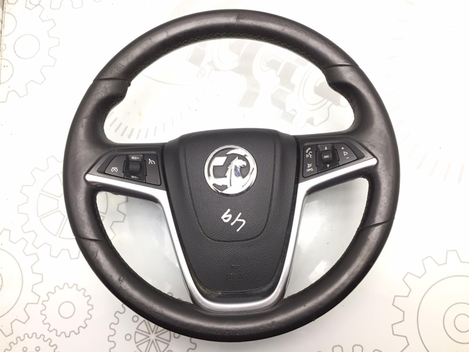Руль Opel Insignia 2.0 CDTI 2010 (б/у)
