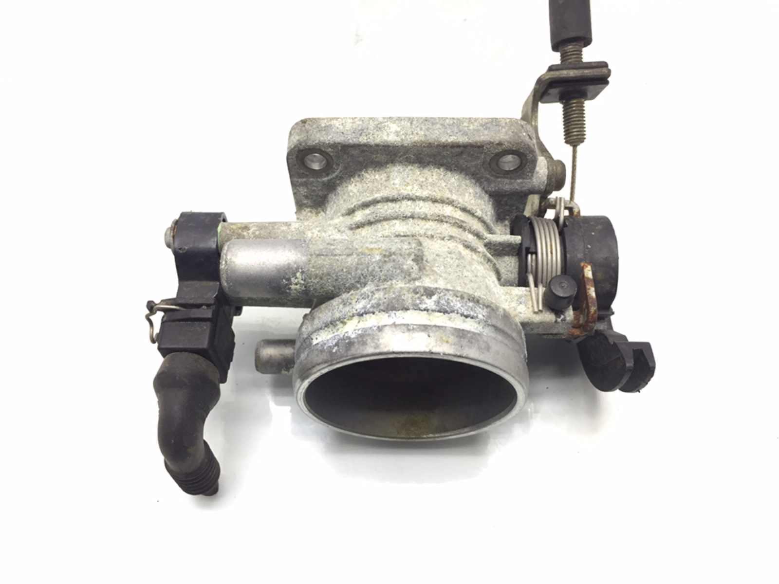 Заслонка дроссельная Rover 25 1.4 I 2004 (б/у)