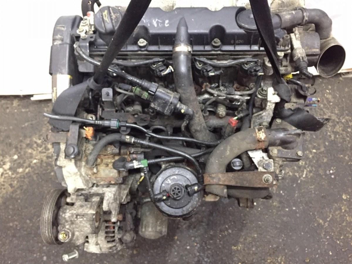 Двигатель дизельный Peugeot 306 2.0 HDI 2001 (б/у)