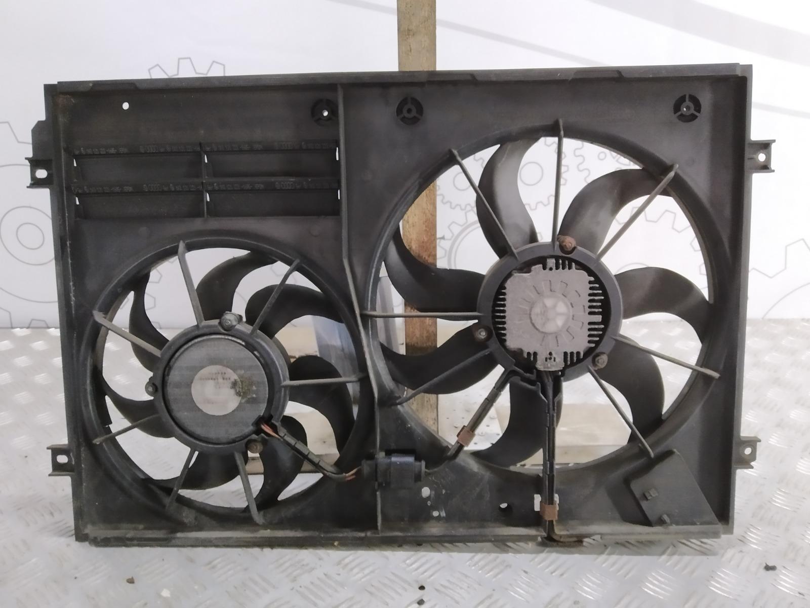 Вентилятор радиатора Volkswagen Golf 5 2.0 TDI 2005 (б/у)
