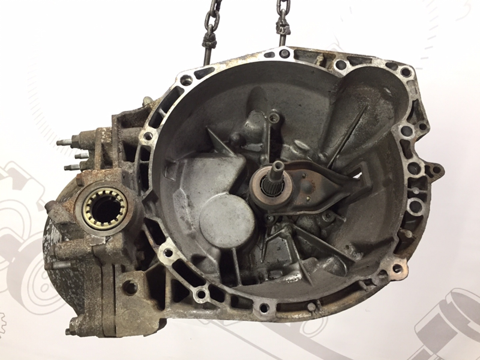Кпп механическая (мкпп) Peugeot 307 2.0 HDI 2004 (б/у)