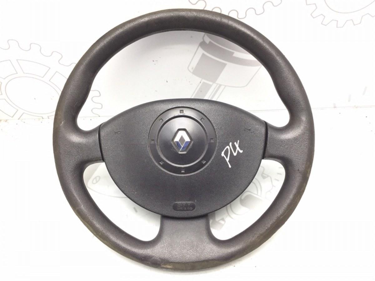 Руль Renault Scenic 1.5 DCI 2003 (б/у)