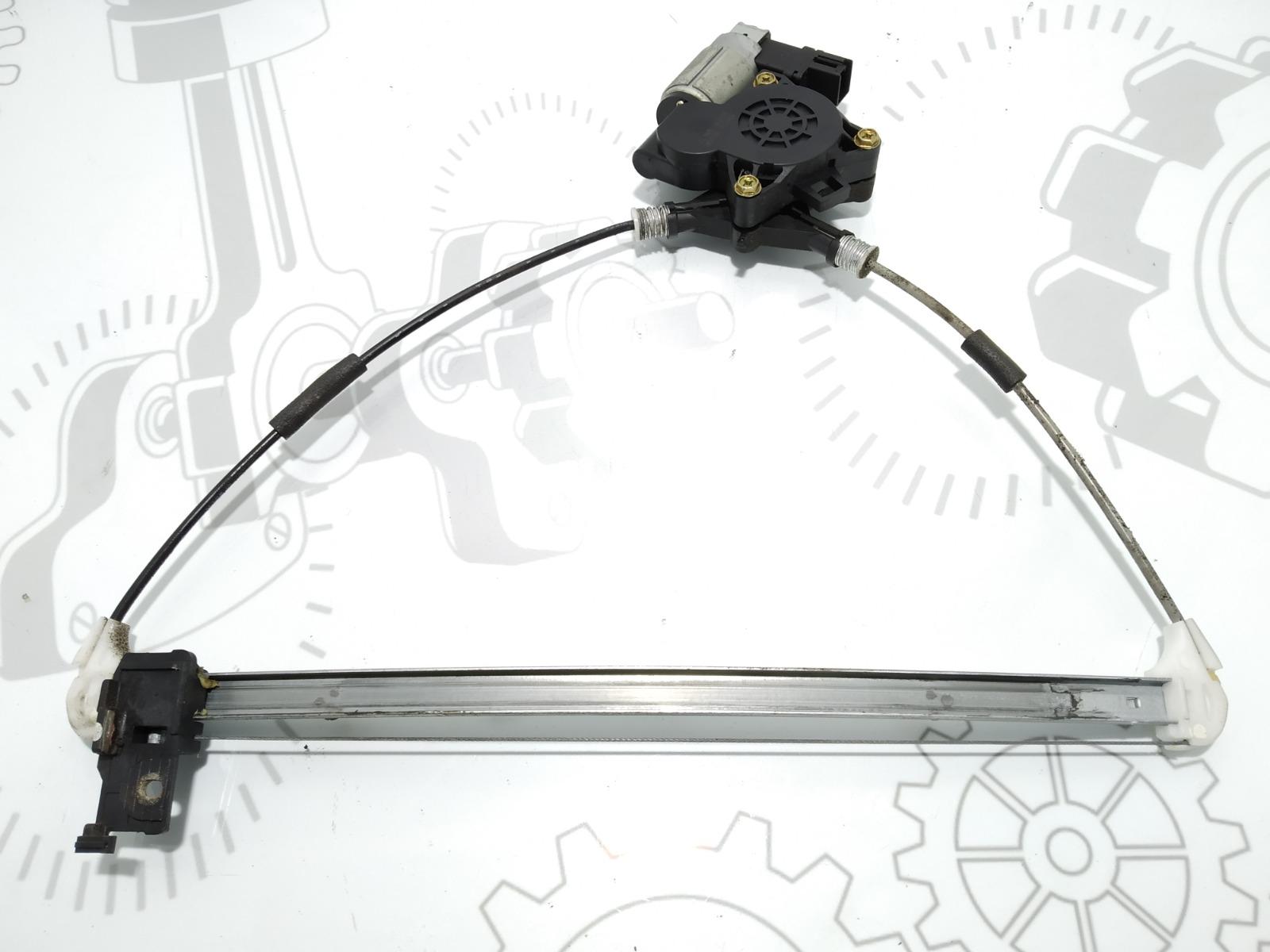 Стеклоподъемник электрический задний левый Mazda 6 2.0 I 2006 (б/у)