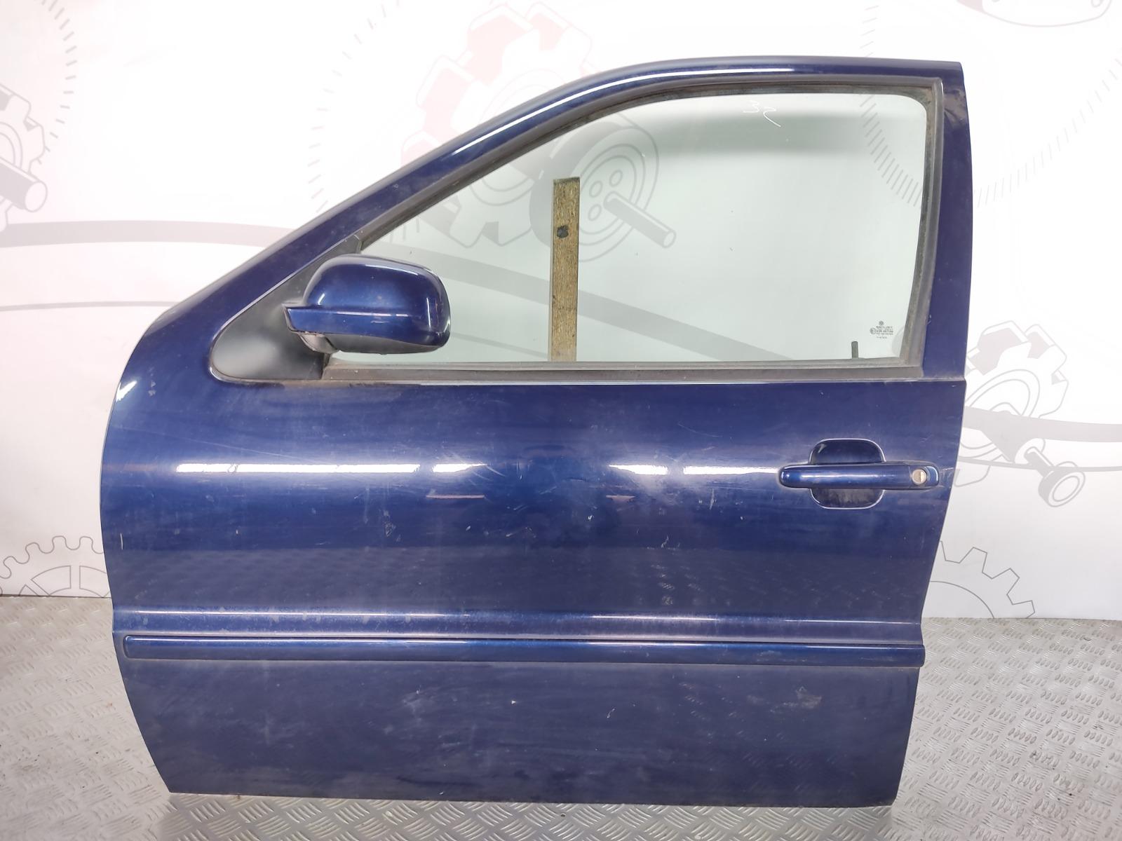 Дверь передняя левая Volkswagen Polo 1.4 MPI 2001 (б/у)