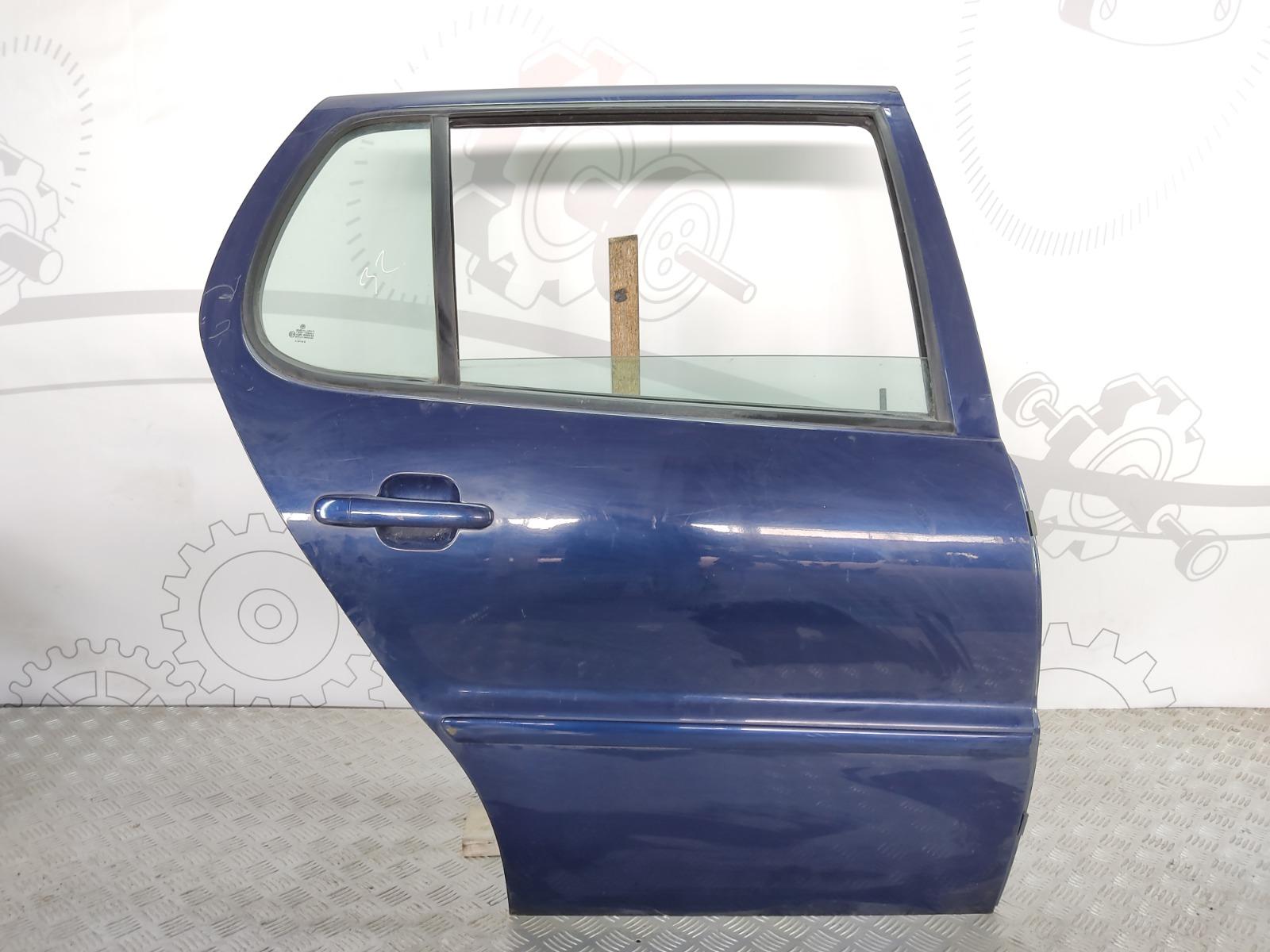 Дверь задняя правая Volkswagen Polo 1.4 MPI 2001 (б/у)