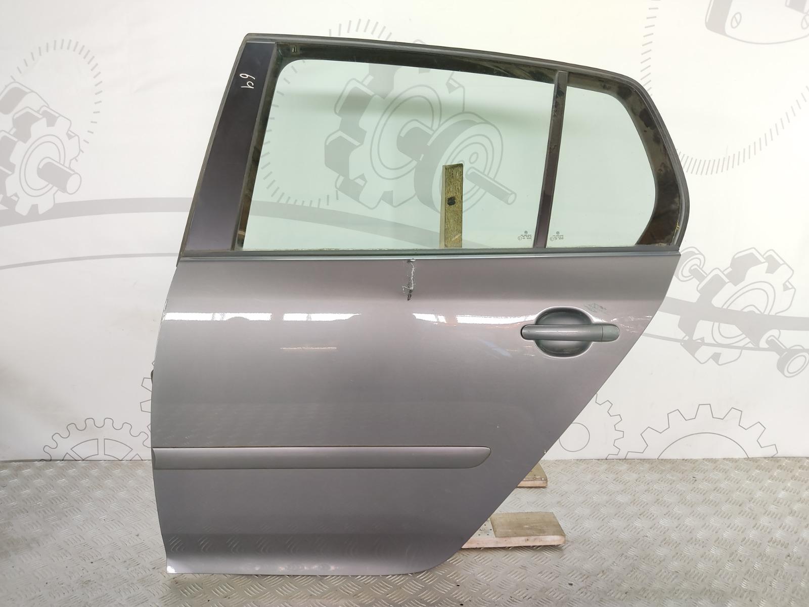 Дверь задняя левая Volkswagen Golf 5 2.0 TDI 2005 (б/у)