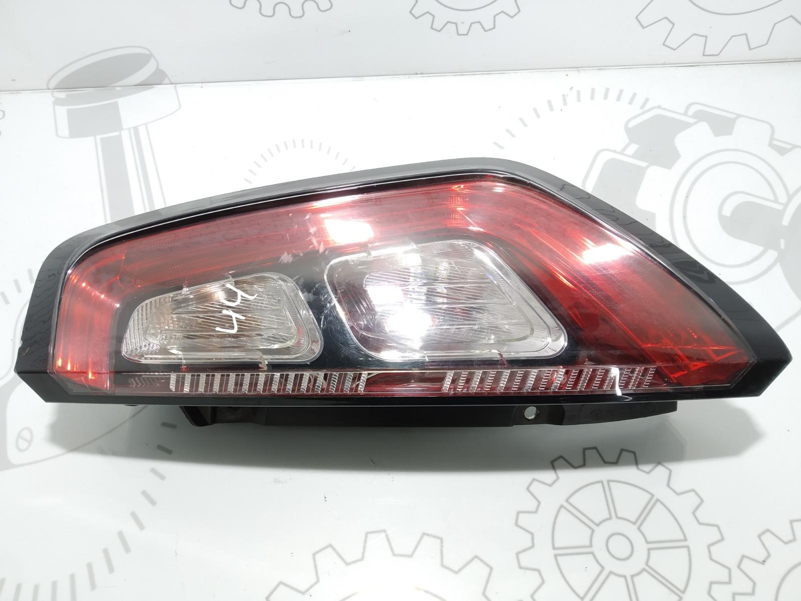 Фонарь задний правый Fiat Punto 1.4 I 2011 (б/у)