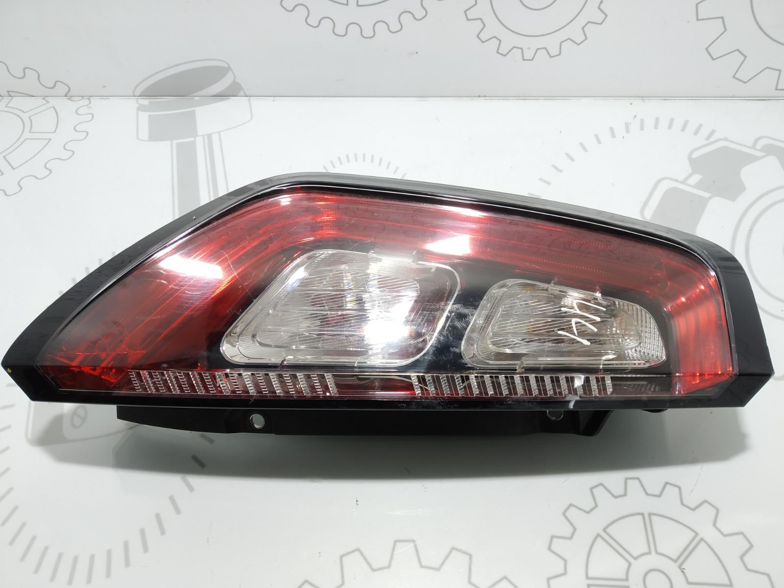 Фонарь задний левый Fiat Punto 1.4 I 2011 (б/у)