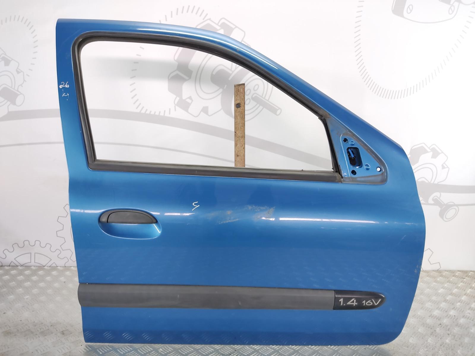 Дверь передняя правая Renault Clio 1.4 I 2003 (б/у)