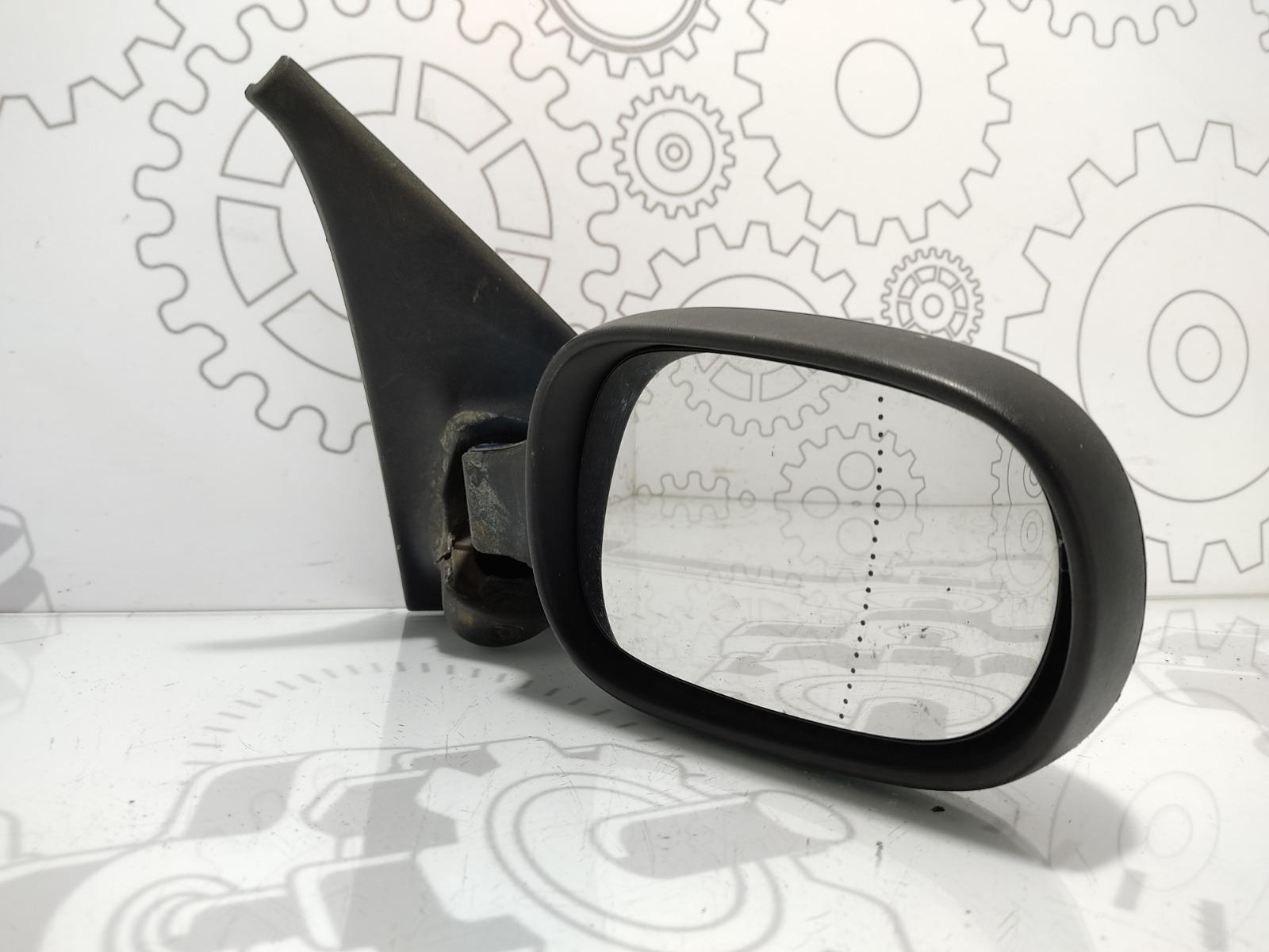 Зеркало наружное правое Renault Clio 1.4 I 2003 (б/у)