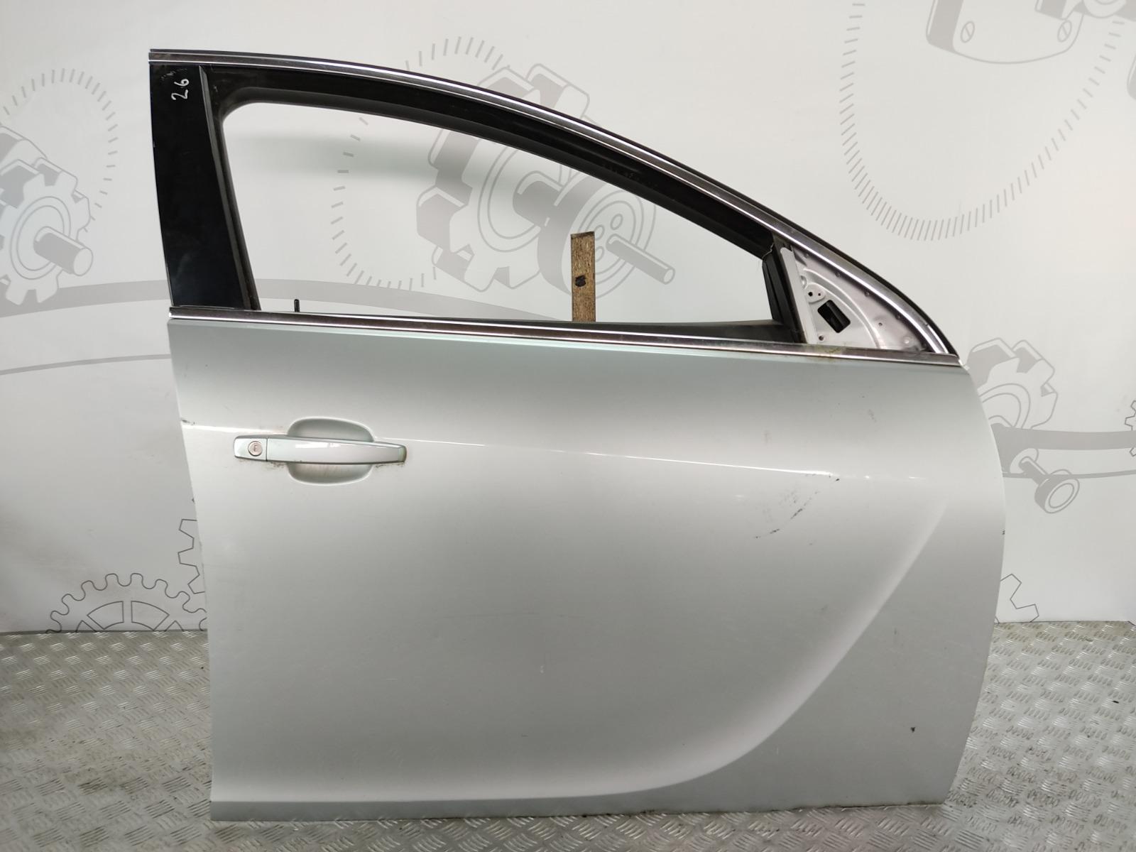 Дверь передняя правая Opel Insignia 2.0 CDTI 2011 (б/у)