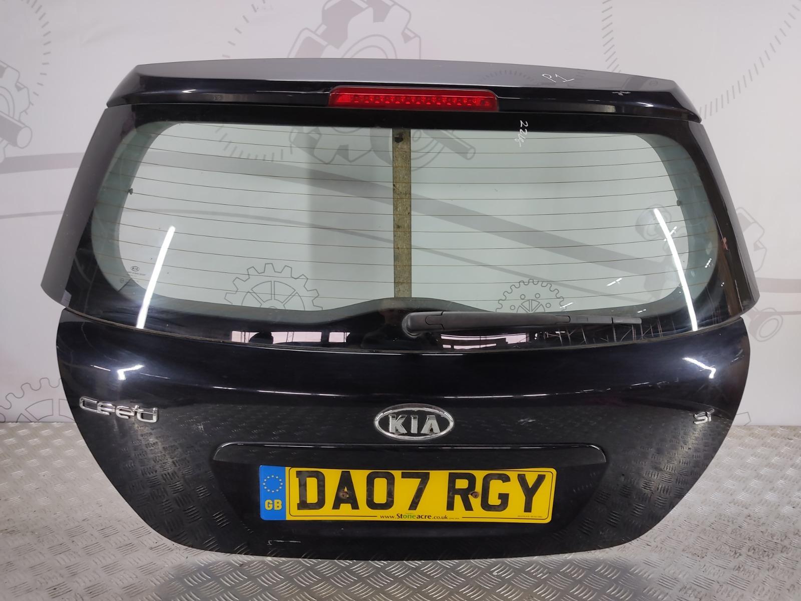 Крышка багажника (дверь 3-5) Kia Ceed 1.4 I 2007 (б/у)