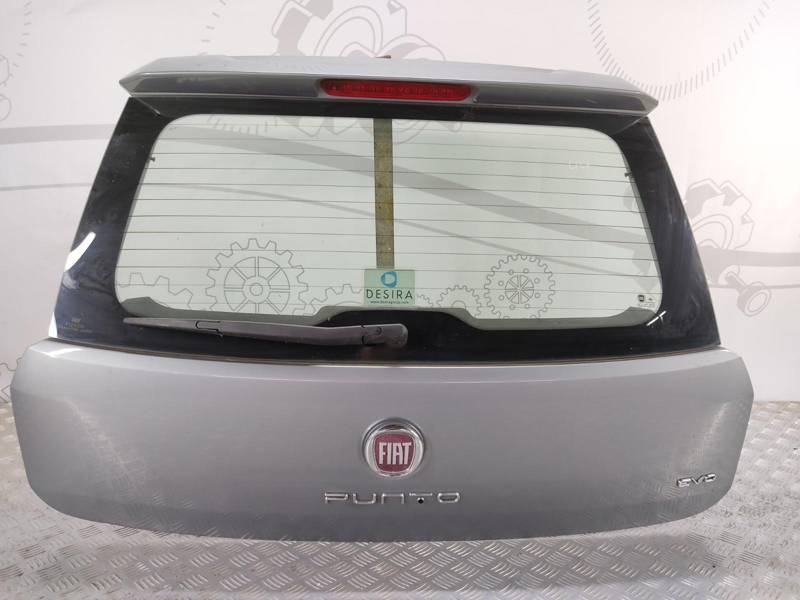 Крышка багажника (дверь 3-5) Fiat Punto 1.4 I 2011 (б/у)