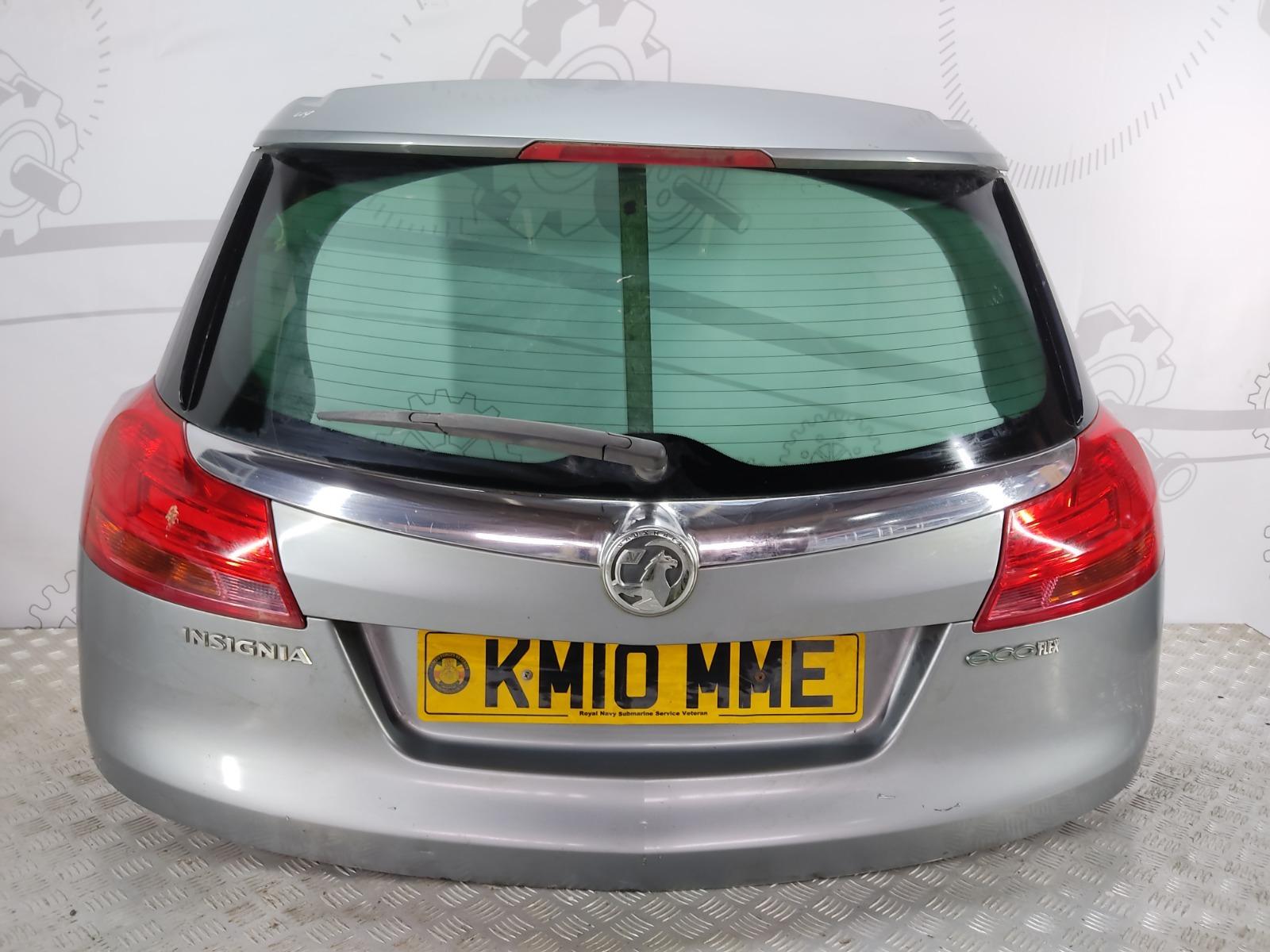 Крышка багажника (дверь 3-5) Opel Insignia 2.0 CDTI 2010 (б/у)