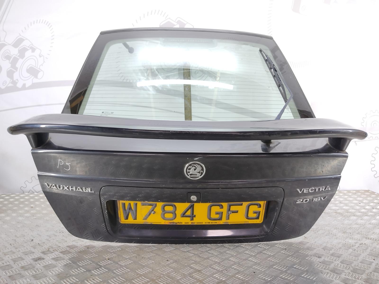 Крышка багажника (дверь 3-5) Opel Vectra B 2.0 I 2000 (б/у)