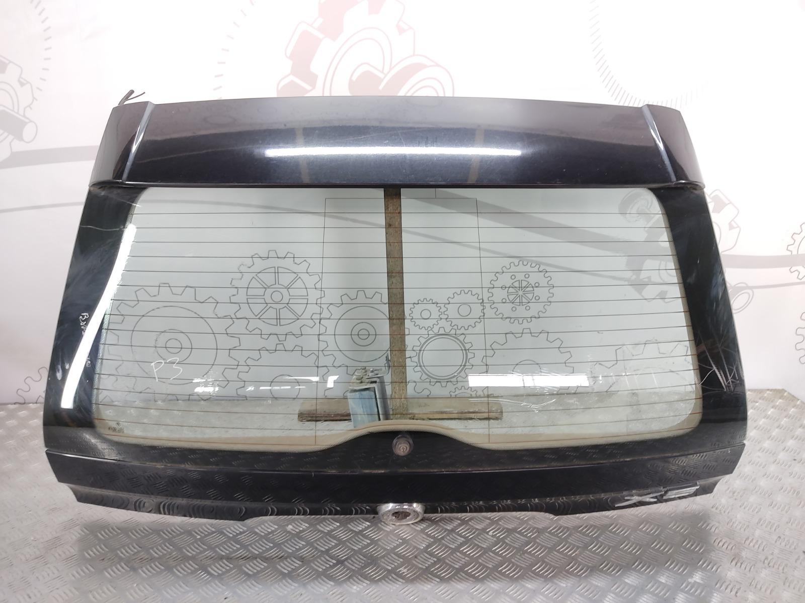 Крышка багажника (дверь 3-5) Bmw X5 E53 4.4 I 2001 (б/у)