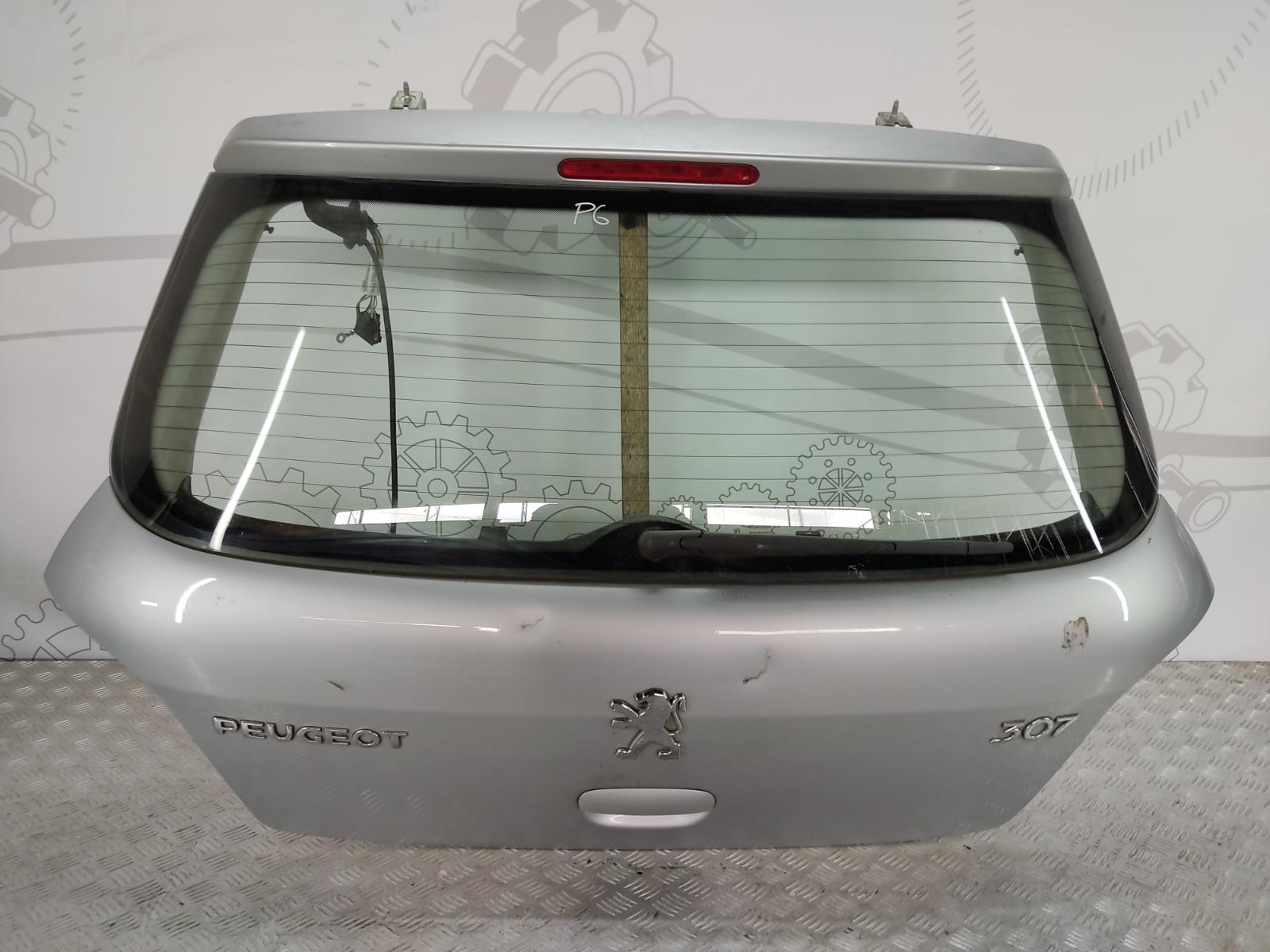 Крышка багажника (дверь 3-5) Peugeot 307 1.6 I 2006 (б/у)