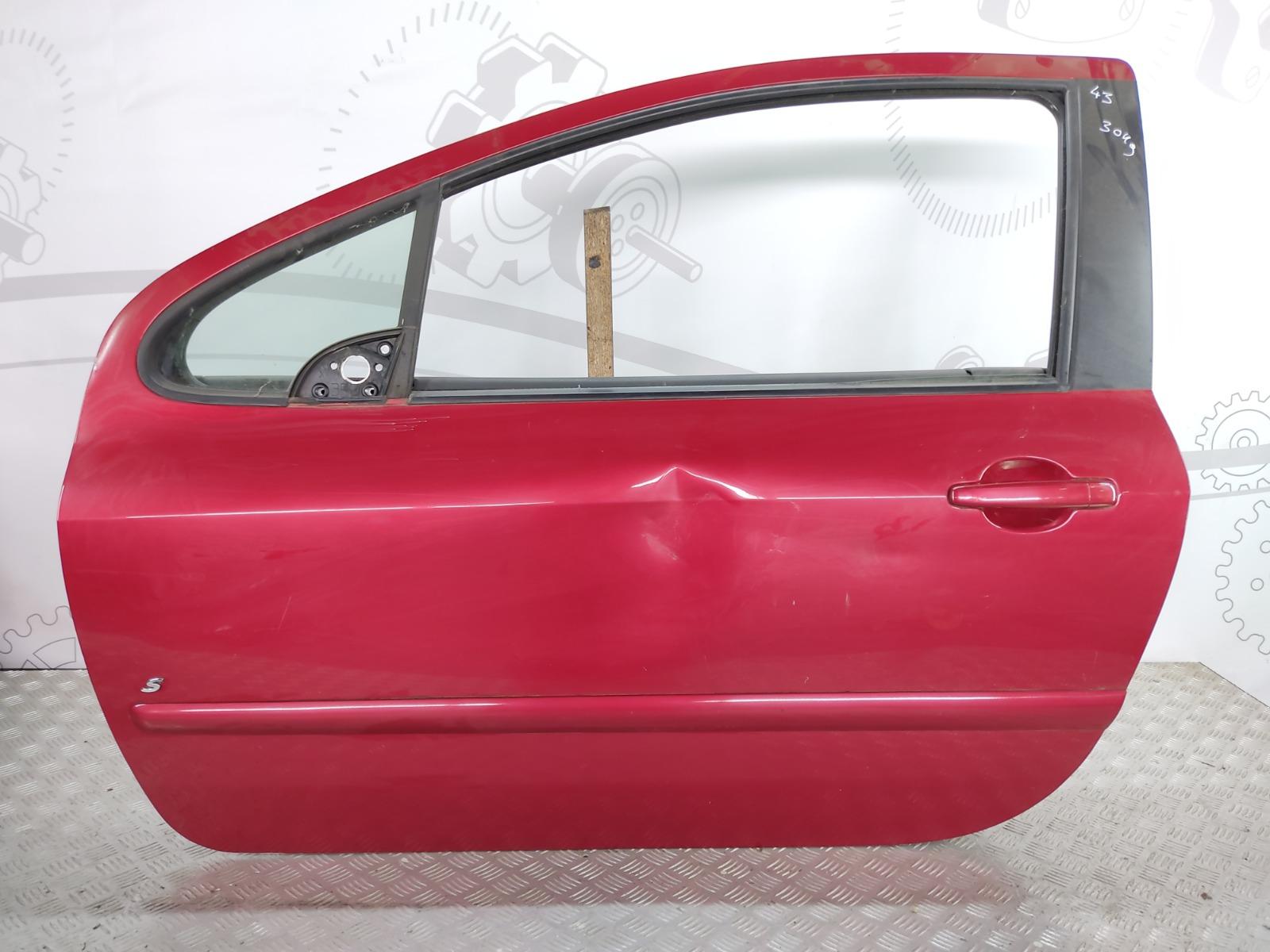 Дверь передняя левая Peugeot 307 1.6 I 2006 (б/у)